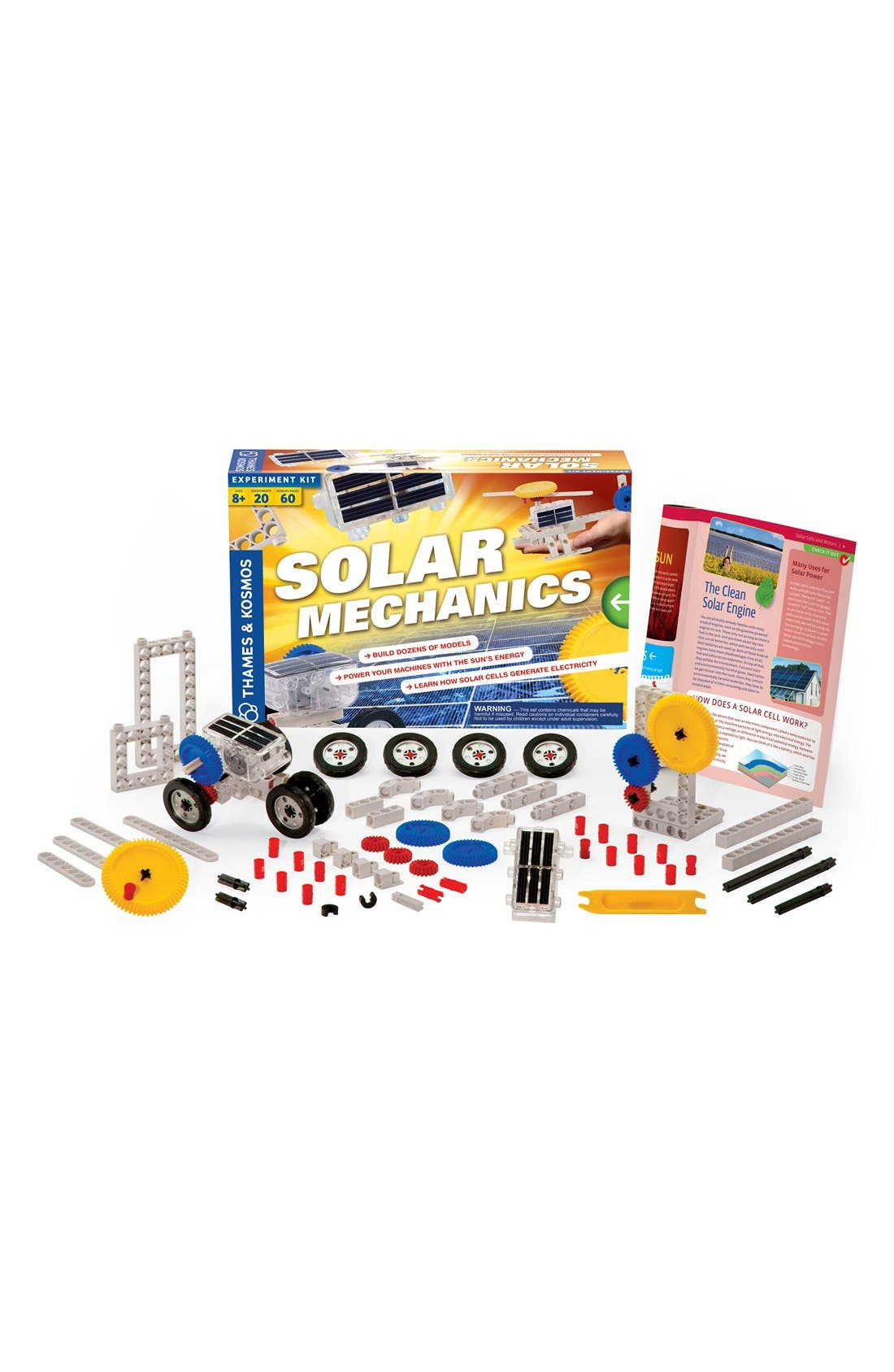 Main Image - Thames & Kosmos 'Solar Mechanics' Experiment Kit