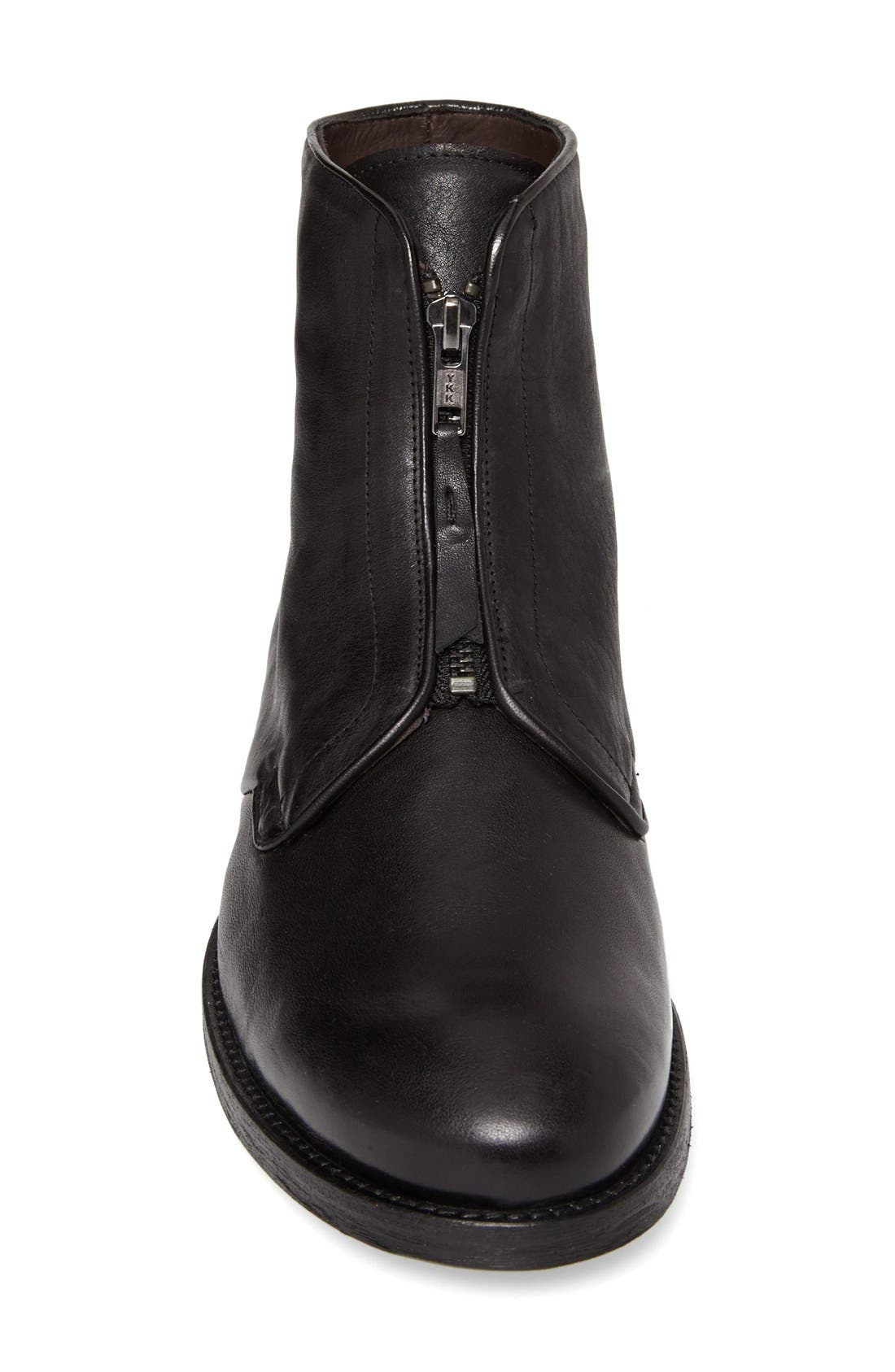 Alternate Image 3  - Maison Forte 'Guerra' Zip Boot