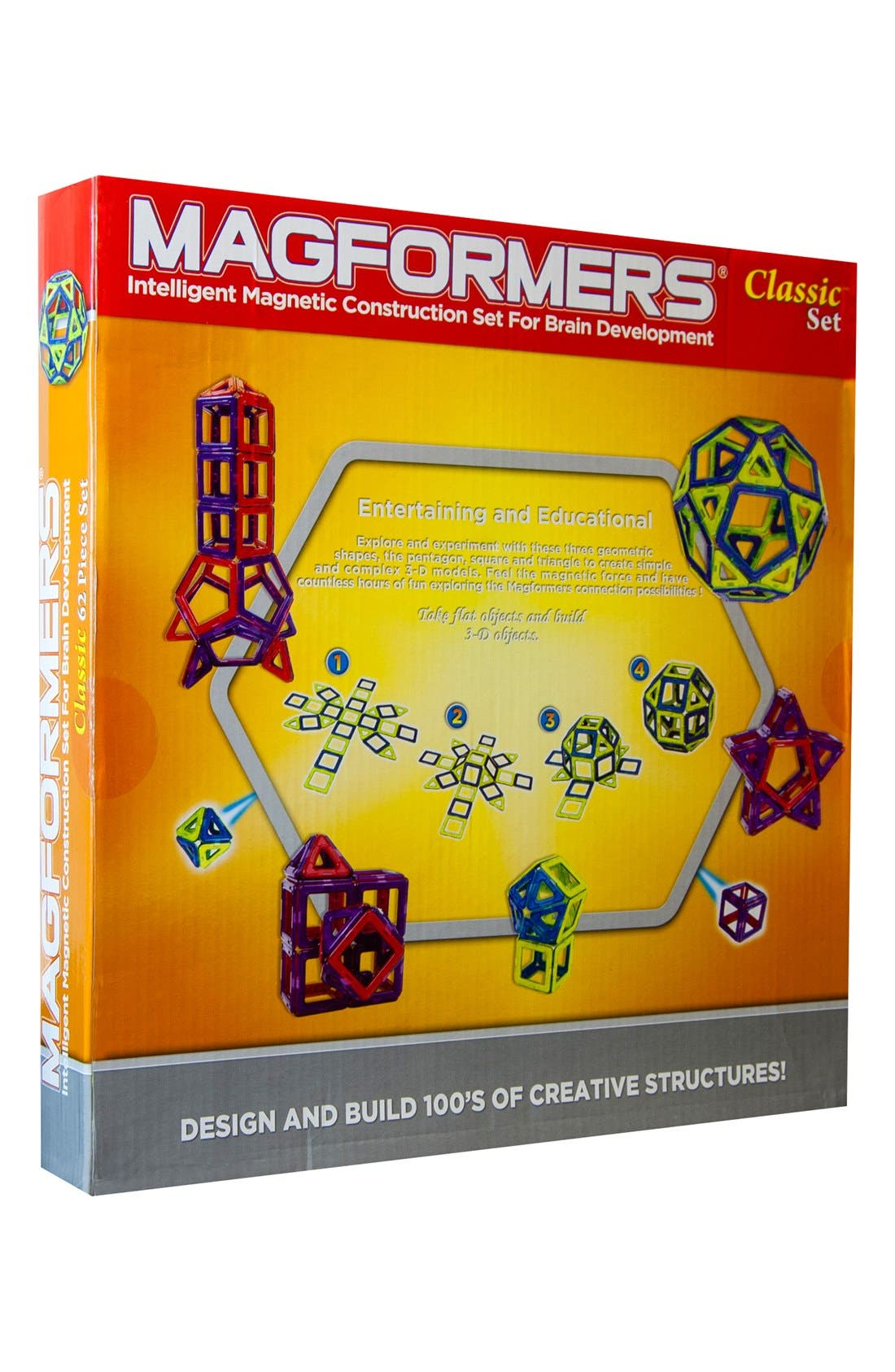 Alternate Image 2  - Magformers 'Classic' Construction Set