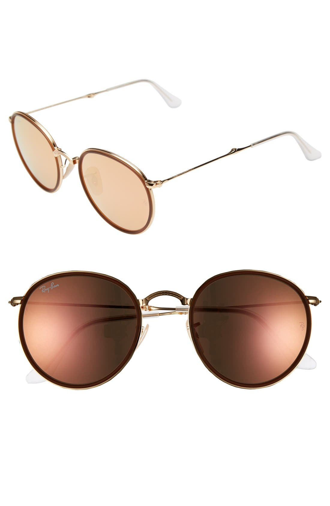 Main Image - Ray-Ban 51mm Foldable Sunglasses