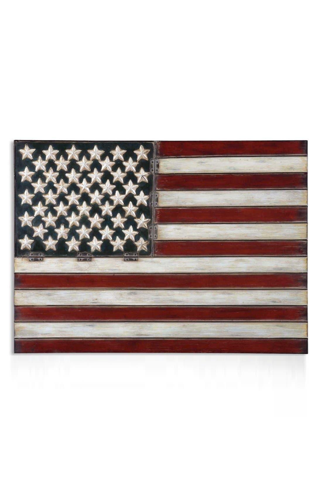 Uttermost American Flag Wall Art