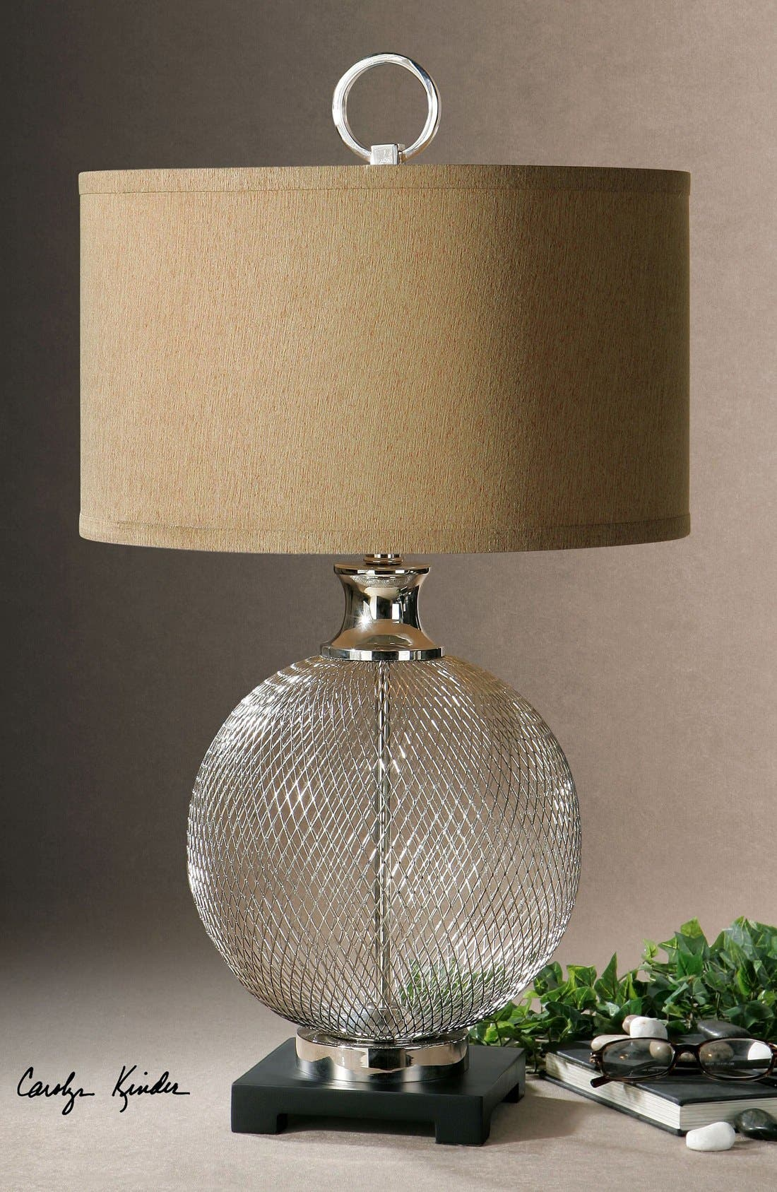 Alternate Image 2  - Uttermost 'Catalan' Table Lamp