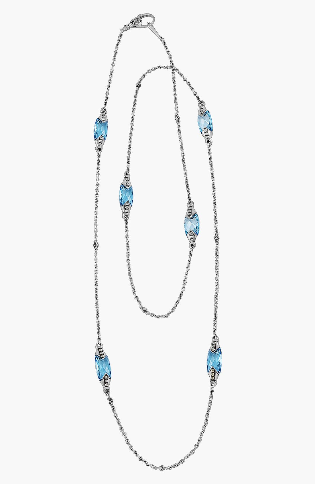 Alternate Image 1 Selected - Lagos 'Prism' Long Station Necklace