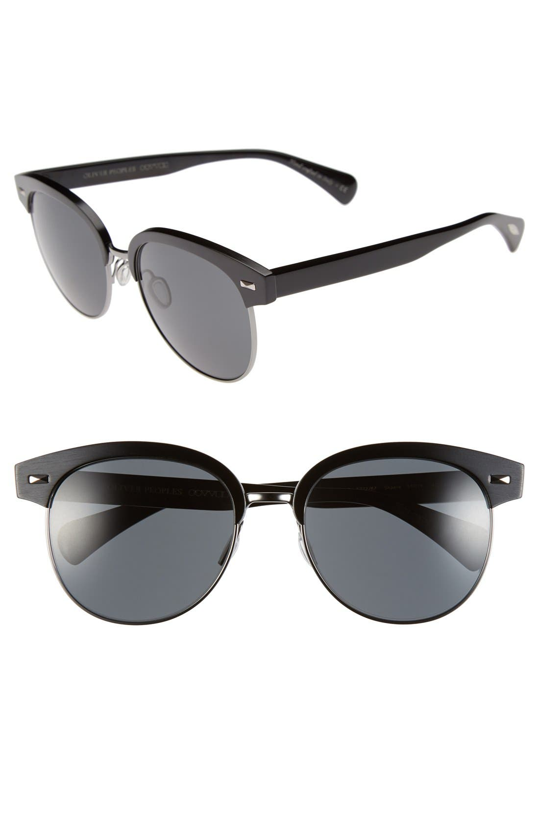 Main Image - Oliver Peoples 'Shaelie' 55mm Sunglasses