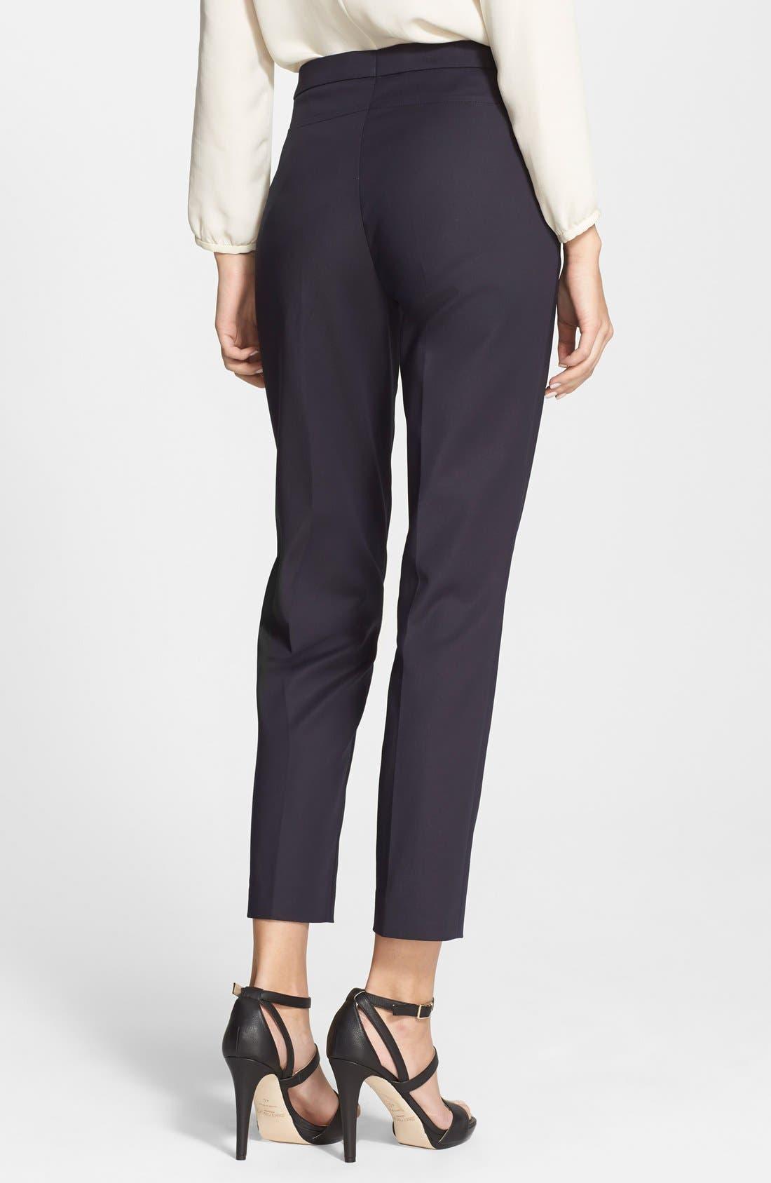 Alternate Image 7  - Akris punto 'Franca' Techno Cotton Pants