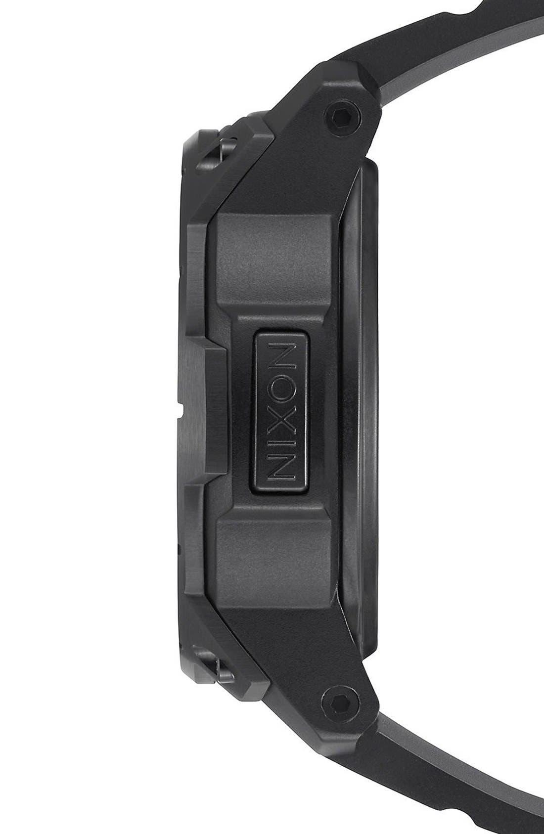 Alternate Image 3  - Nixon Mission Ana-Digi Smart Watch, 48mm