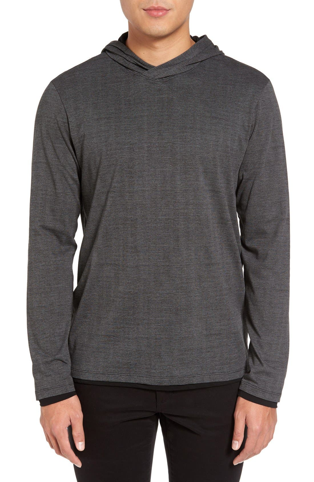 Calibrate Lightweight Double Layer Hoodie