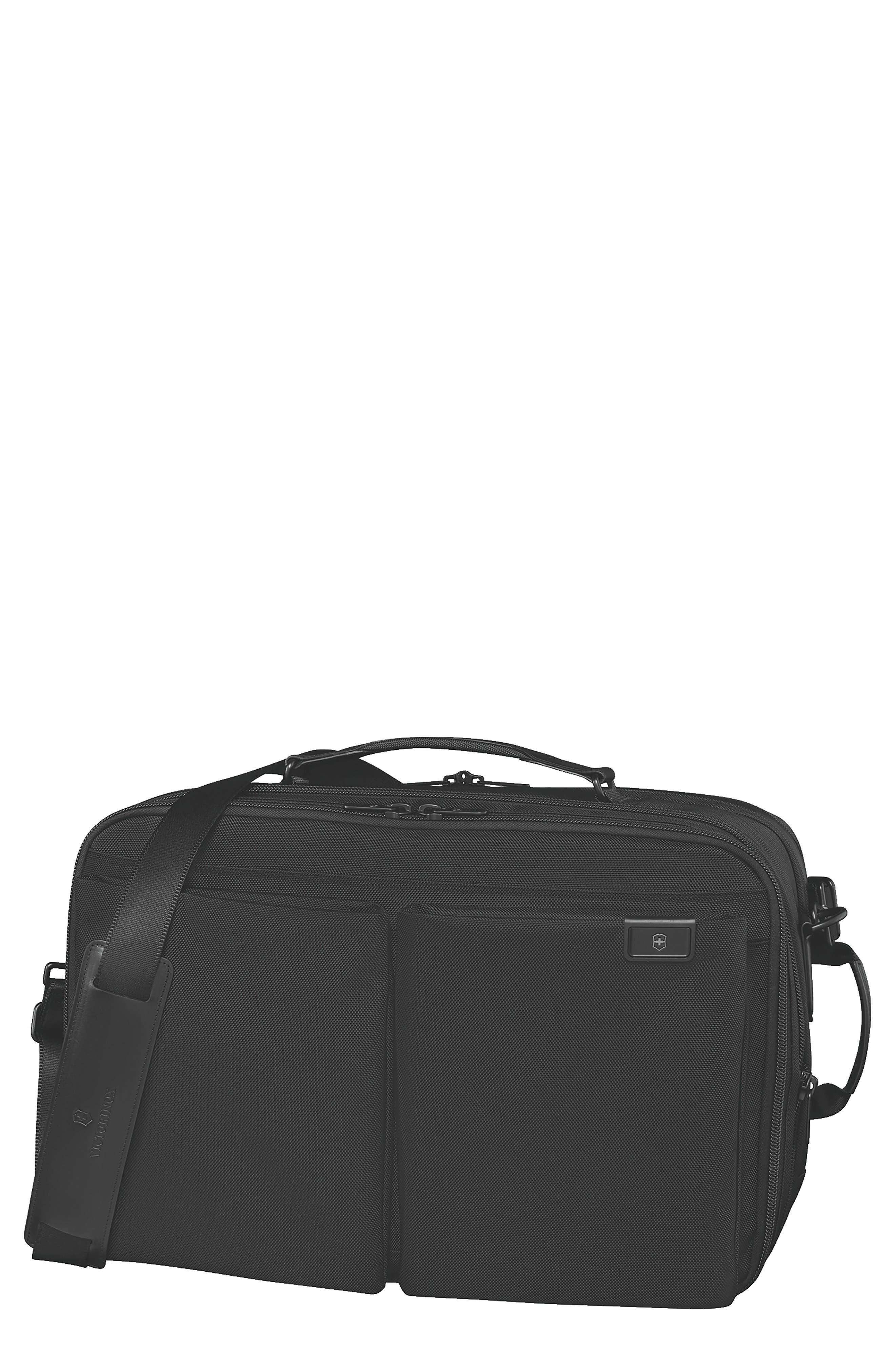 Lexicon 2.0 Convertible Backpack,                             Main thumbnail 1, color,                             Black