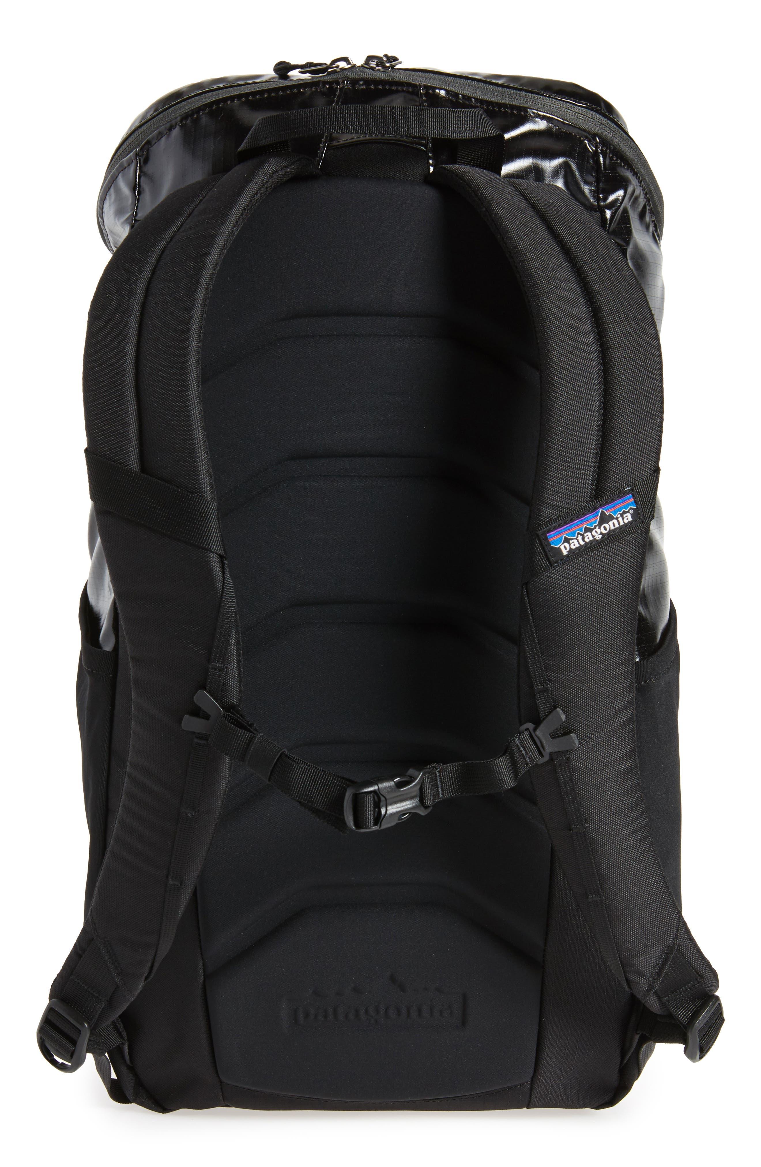 Black Hole 25 Liter Backpack,                             Alternate thumbnail 3, color,                             Black