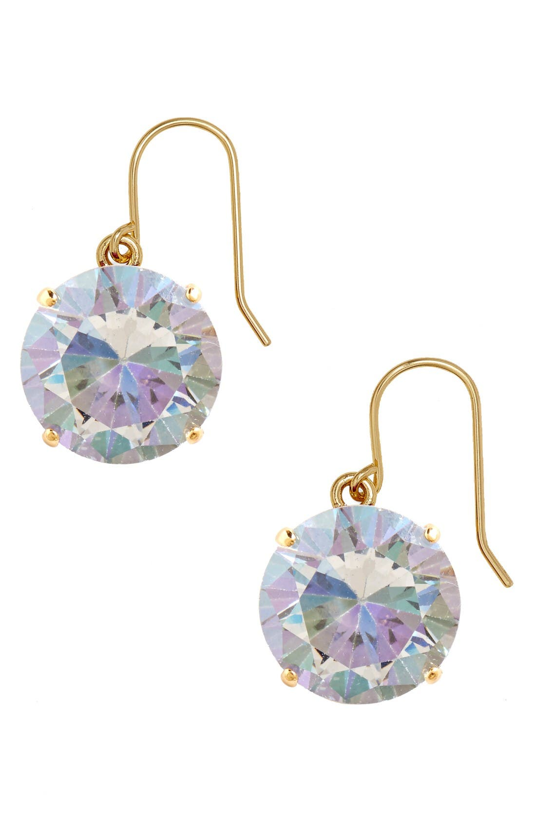 kate spade new york 'shine on' drop earrings