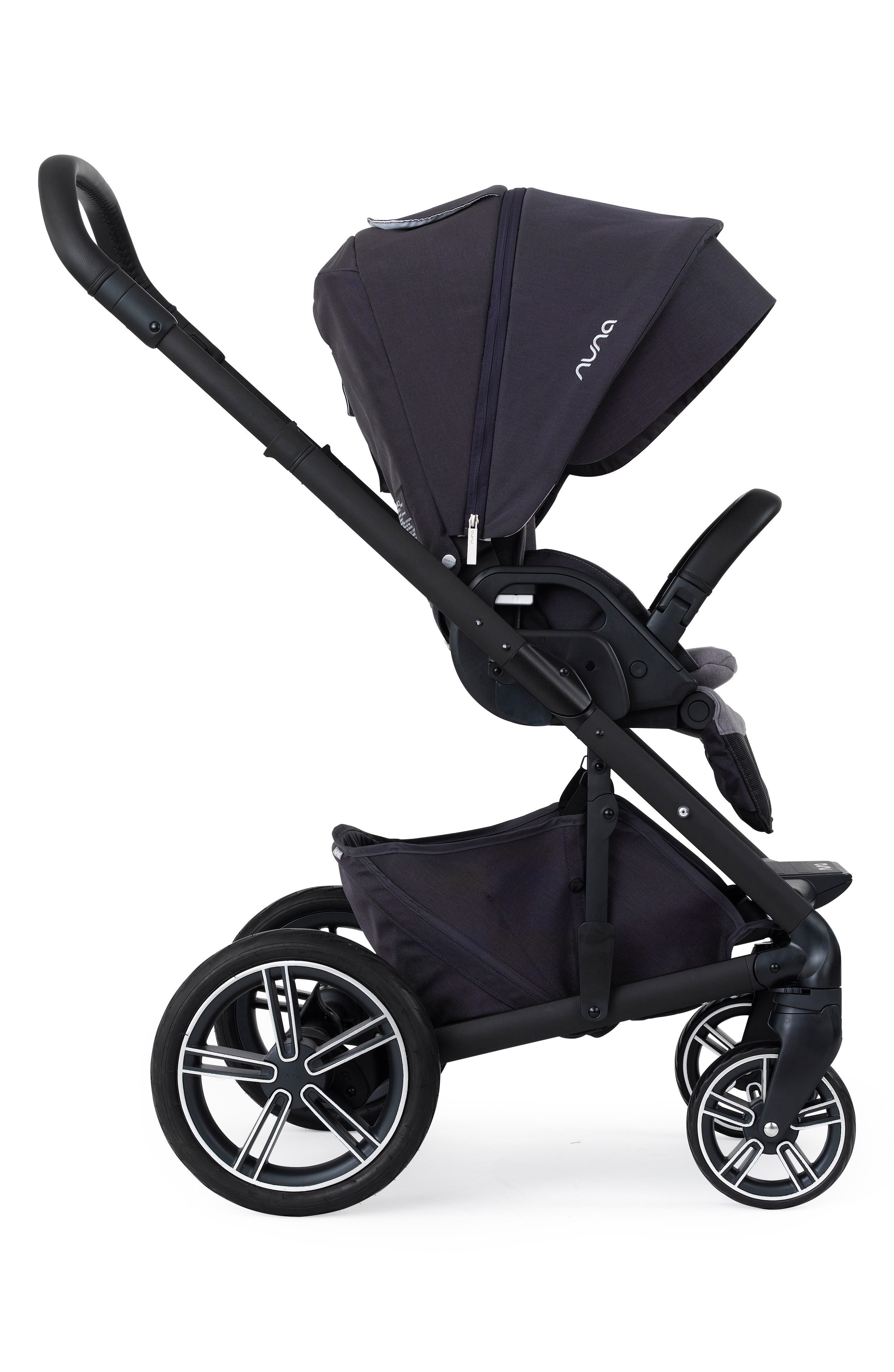 Alternate Image 2  - nuna MIXX™ Stroller System & PIPA™ Car Seat Set