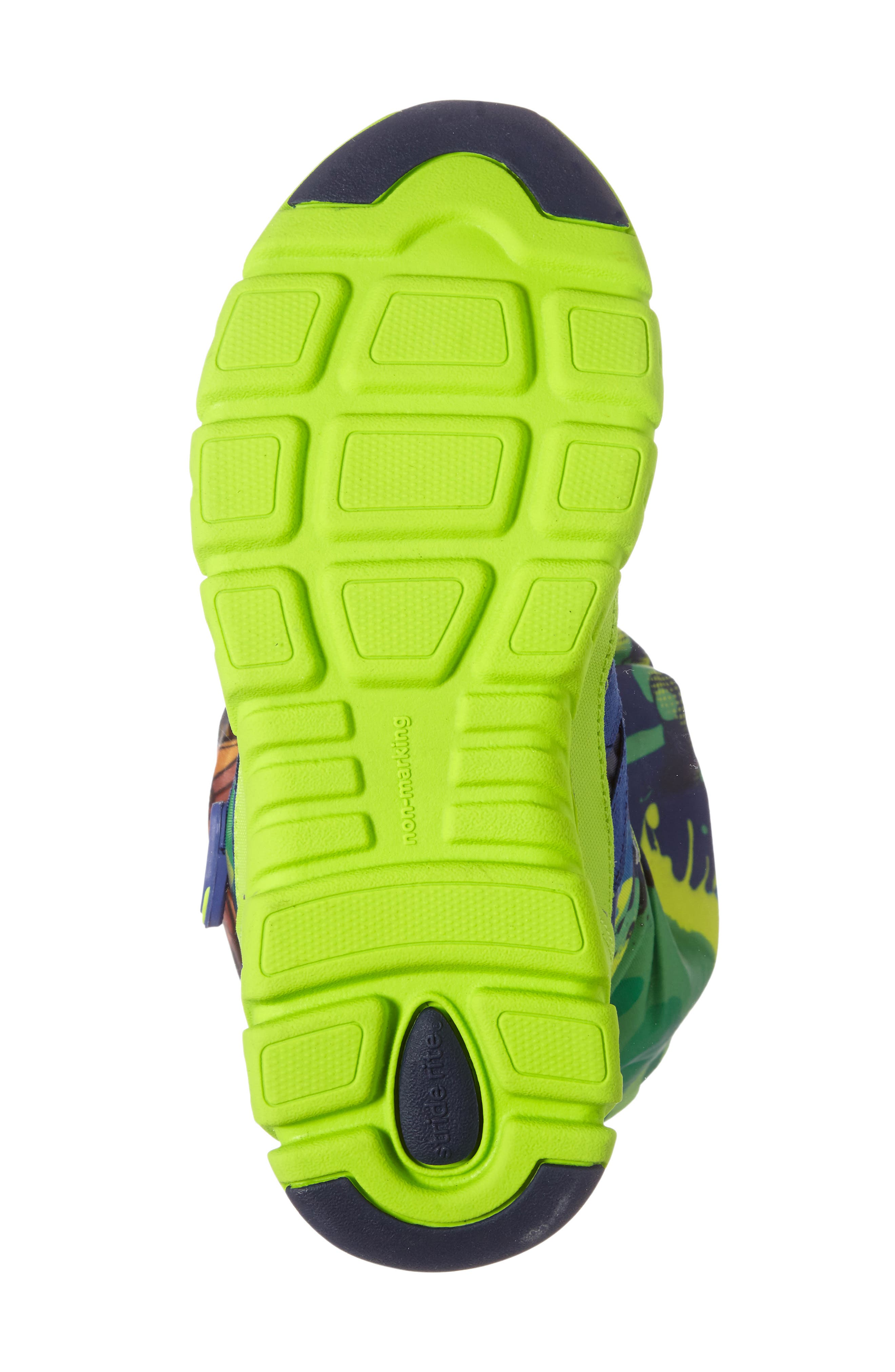 Alternate Image 4  - Stride Rite Made2Play Teenage Mutant Ninja Turtles Sneaker Boot (Baby, Walker, Toddler & Little Kid)