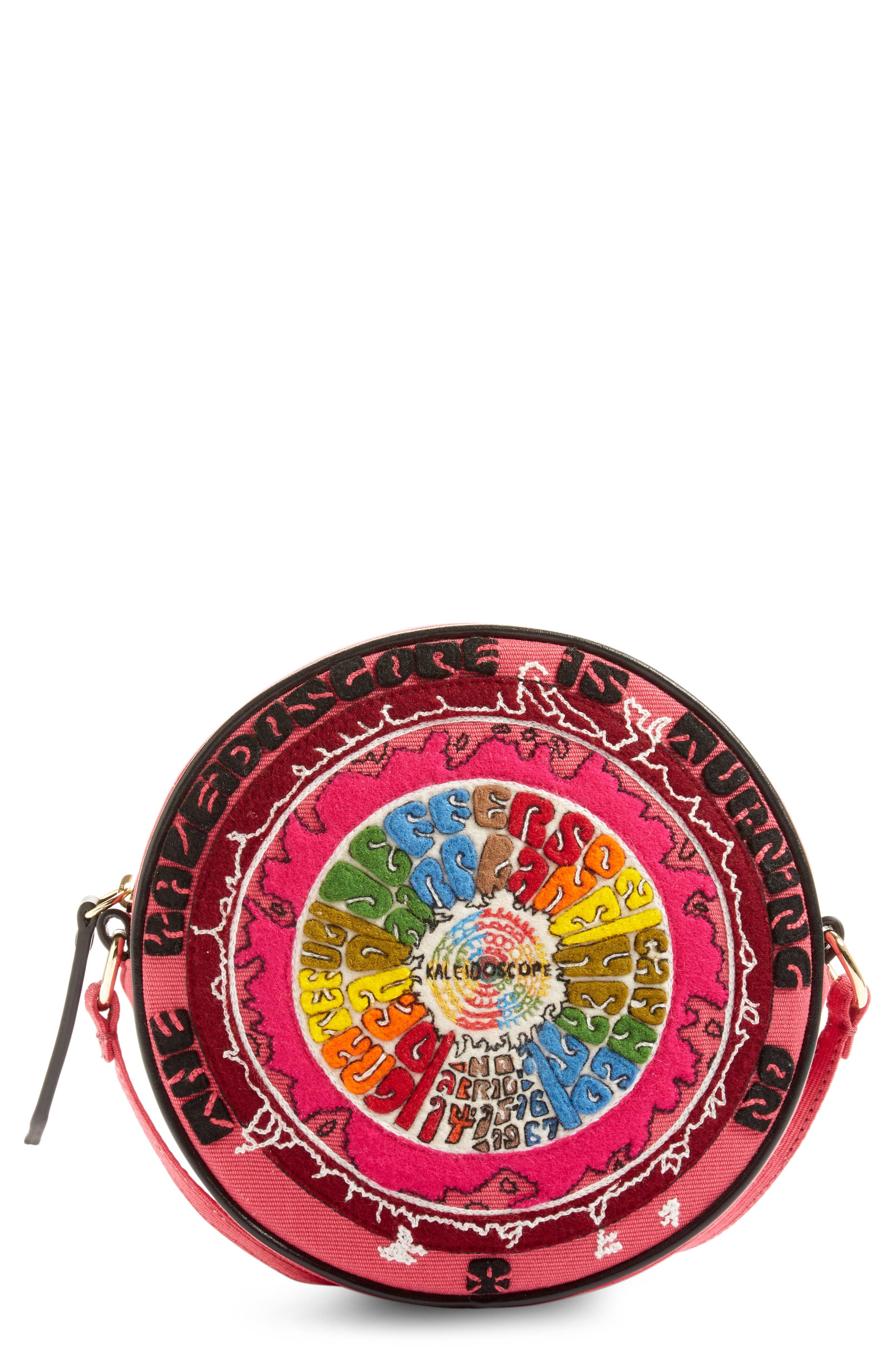 Olympia Le-Tan Kaleidoscope Dizzie Shoulder Bag
