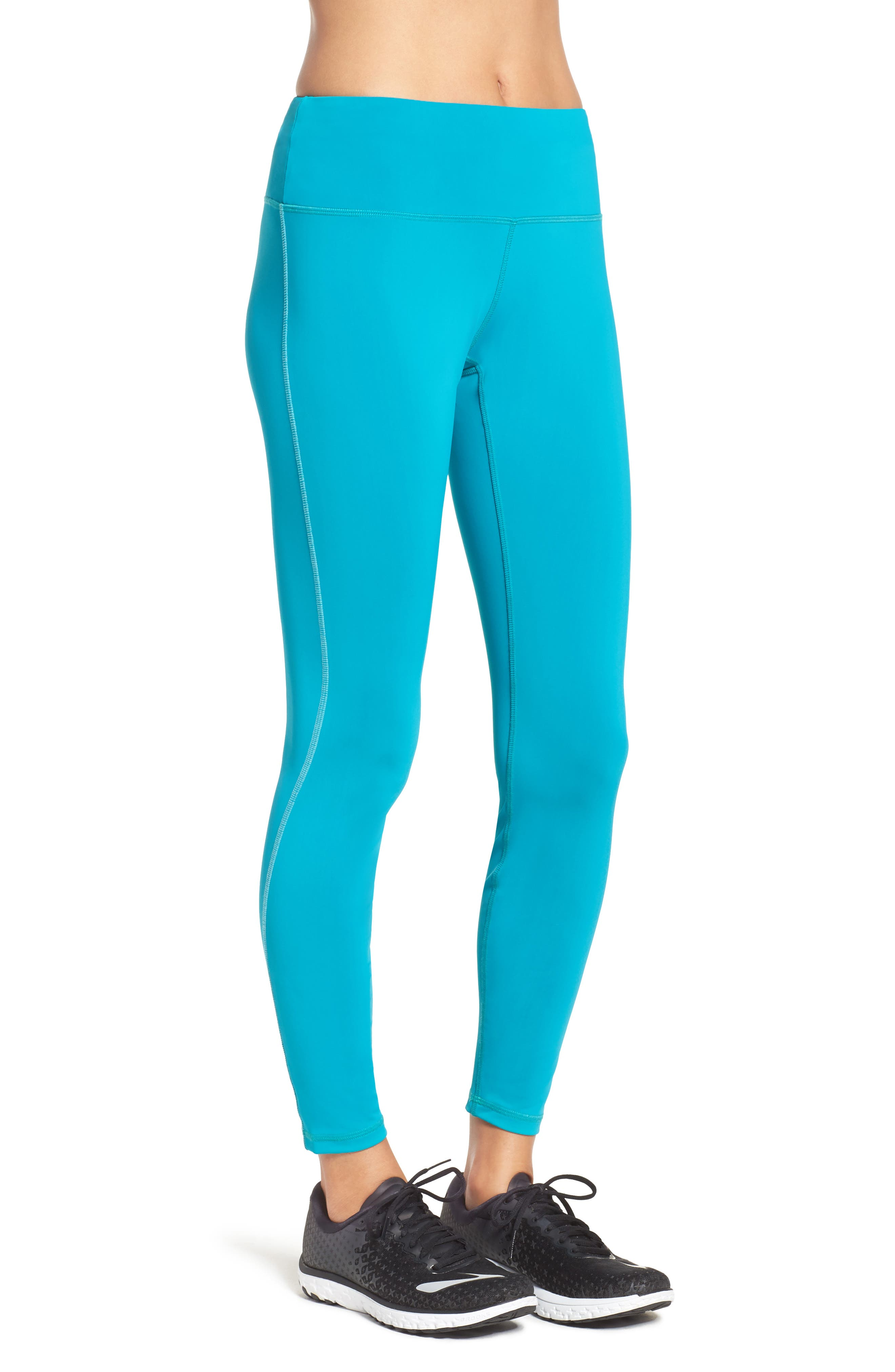 Go To Running Tights,                             Alternate thumbnail 3, color,                             Tile
