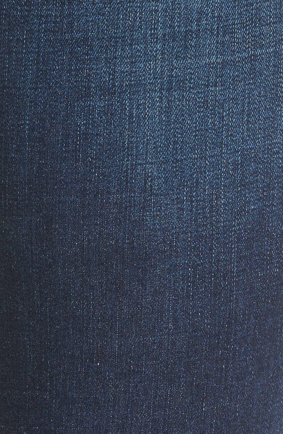 Alternate Image 5  - Joe's Flawless - Honey Curvy Skinny Jeans (Tania)