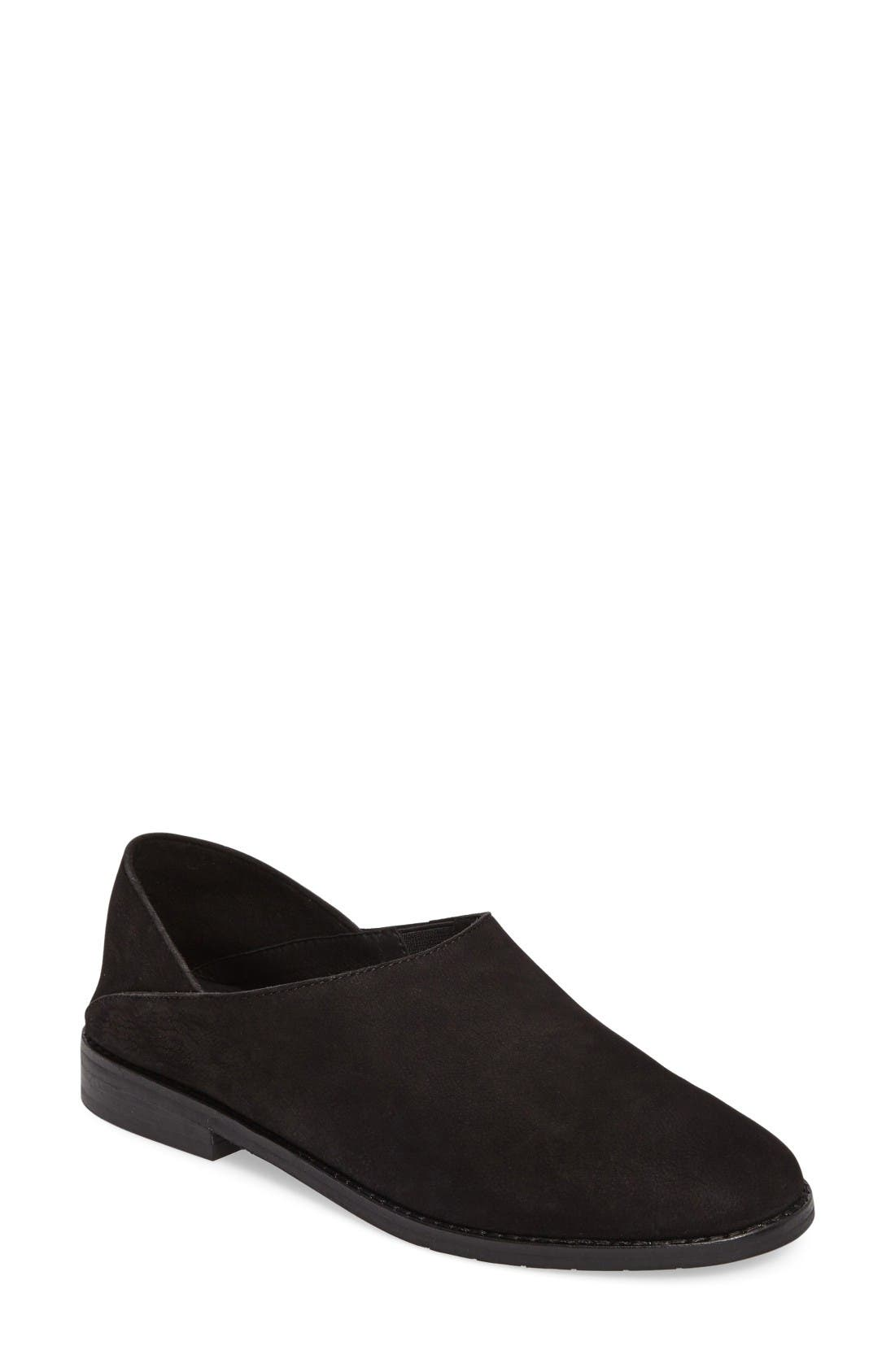 Alternate Image 1 Selected - Eileen Fisher Depan Slip-On (Women)