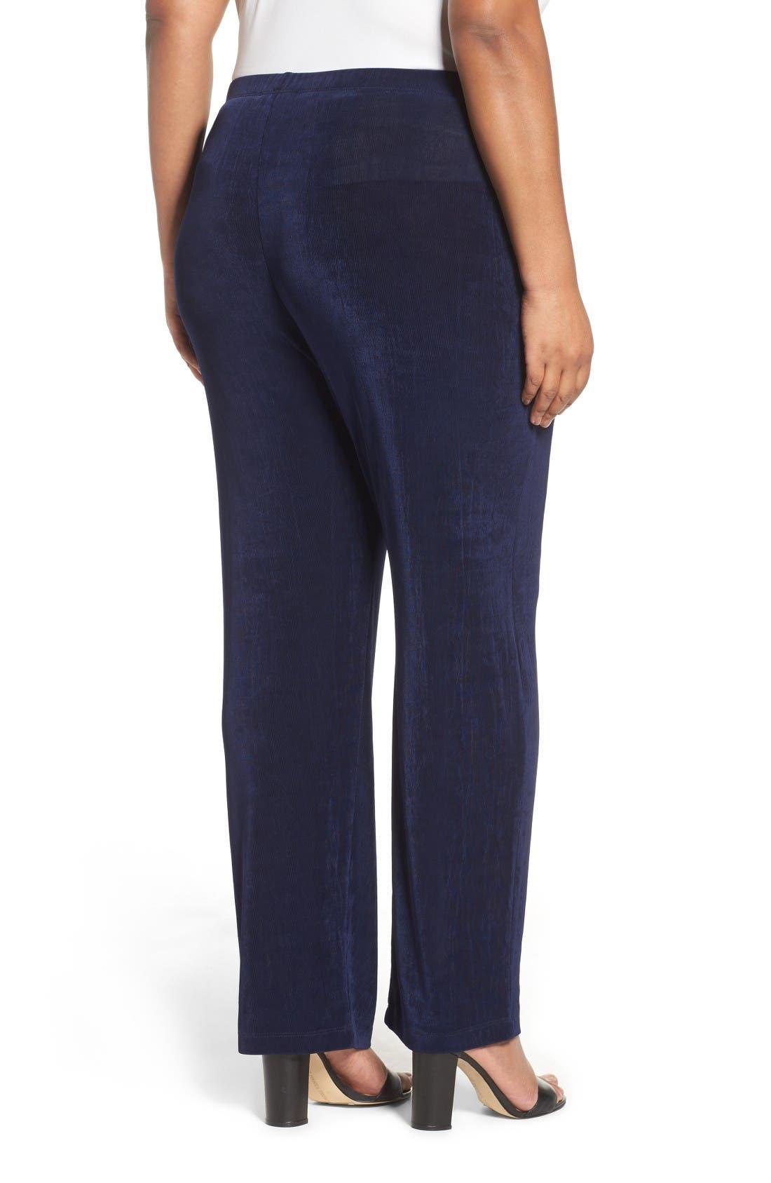 Plus dress pants x sion