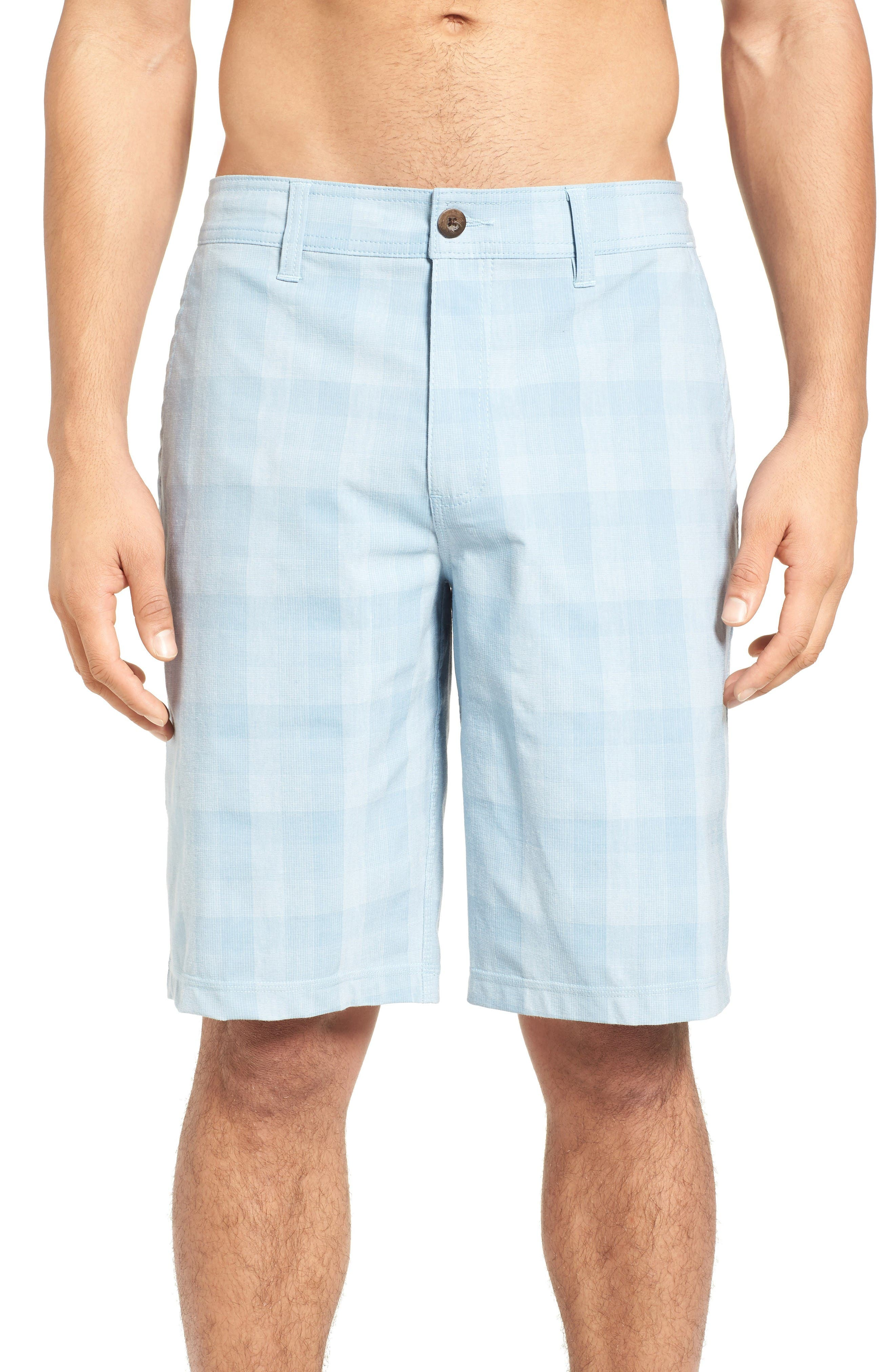 Rally Stretch Board Shorts,                         Main,                         color, Blue