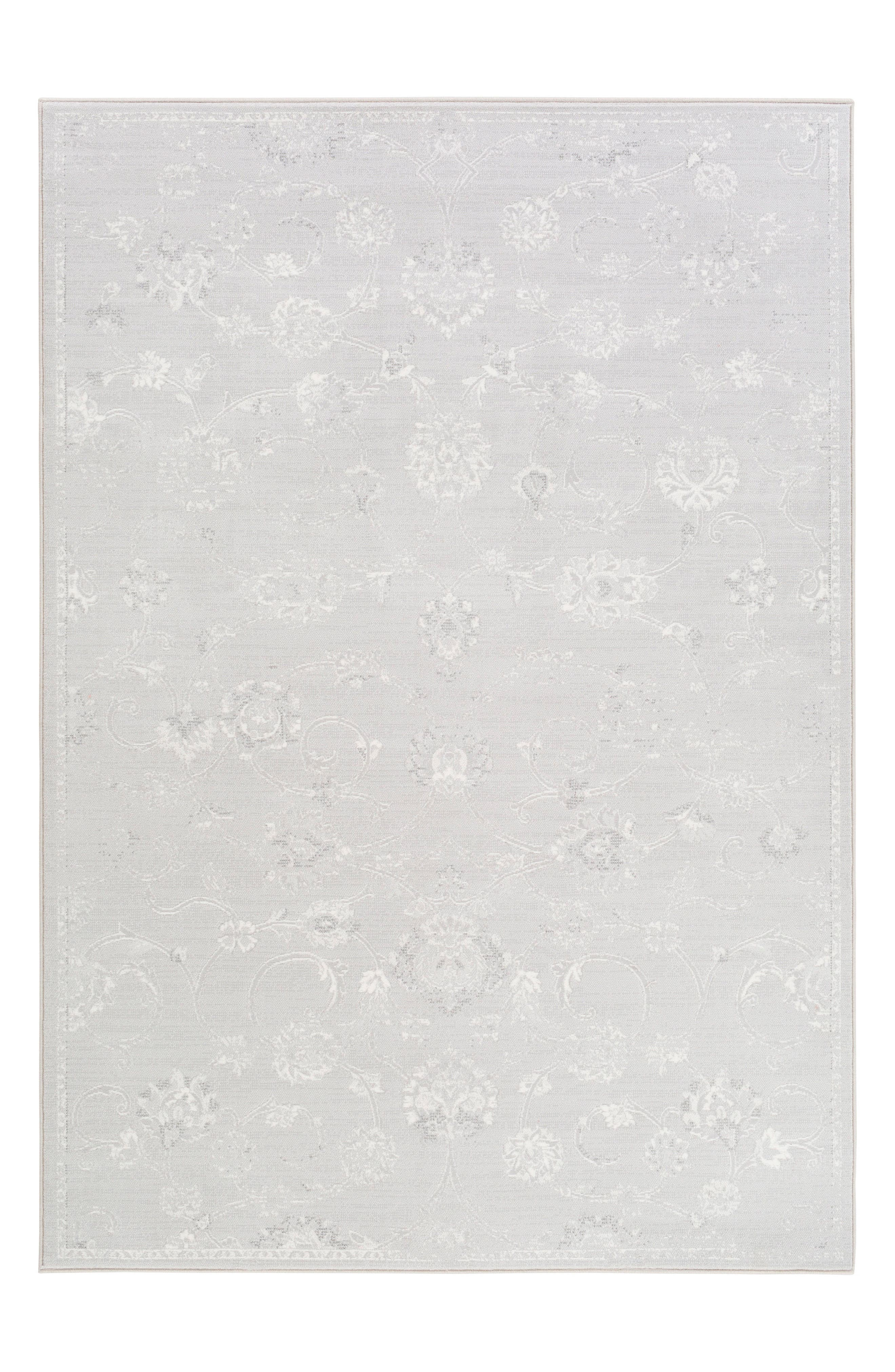 Classic Two Rug,                         Main,                         color, Grey