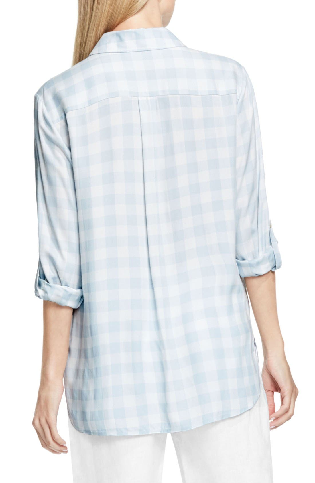 Alternate Image 2  - Two by Vince Camuto Gingham Check Shirt