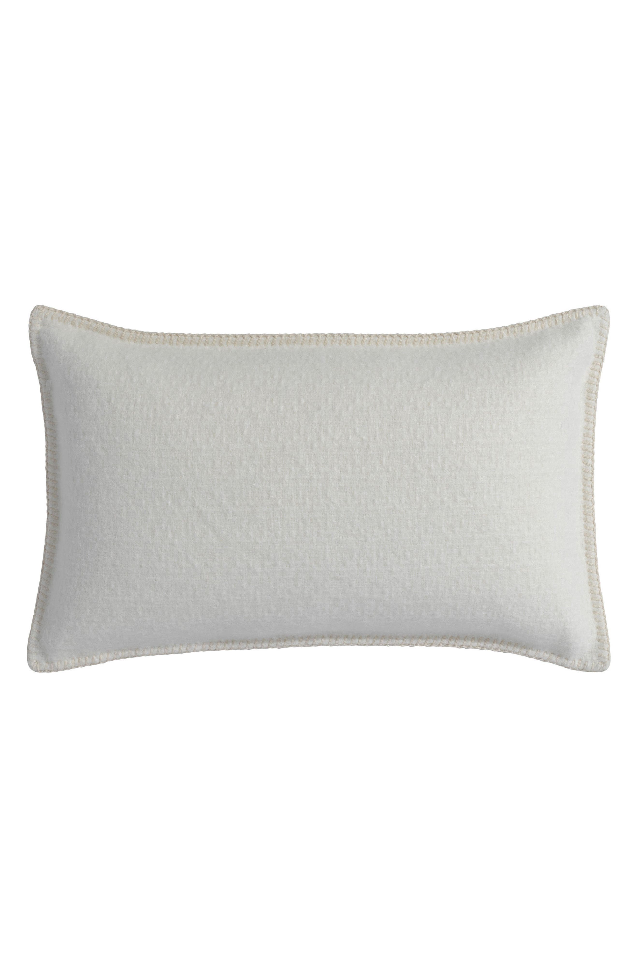 Alternate Image 1 Selected - Portico Basketweave Alpaca Accent Pillow