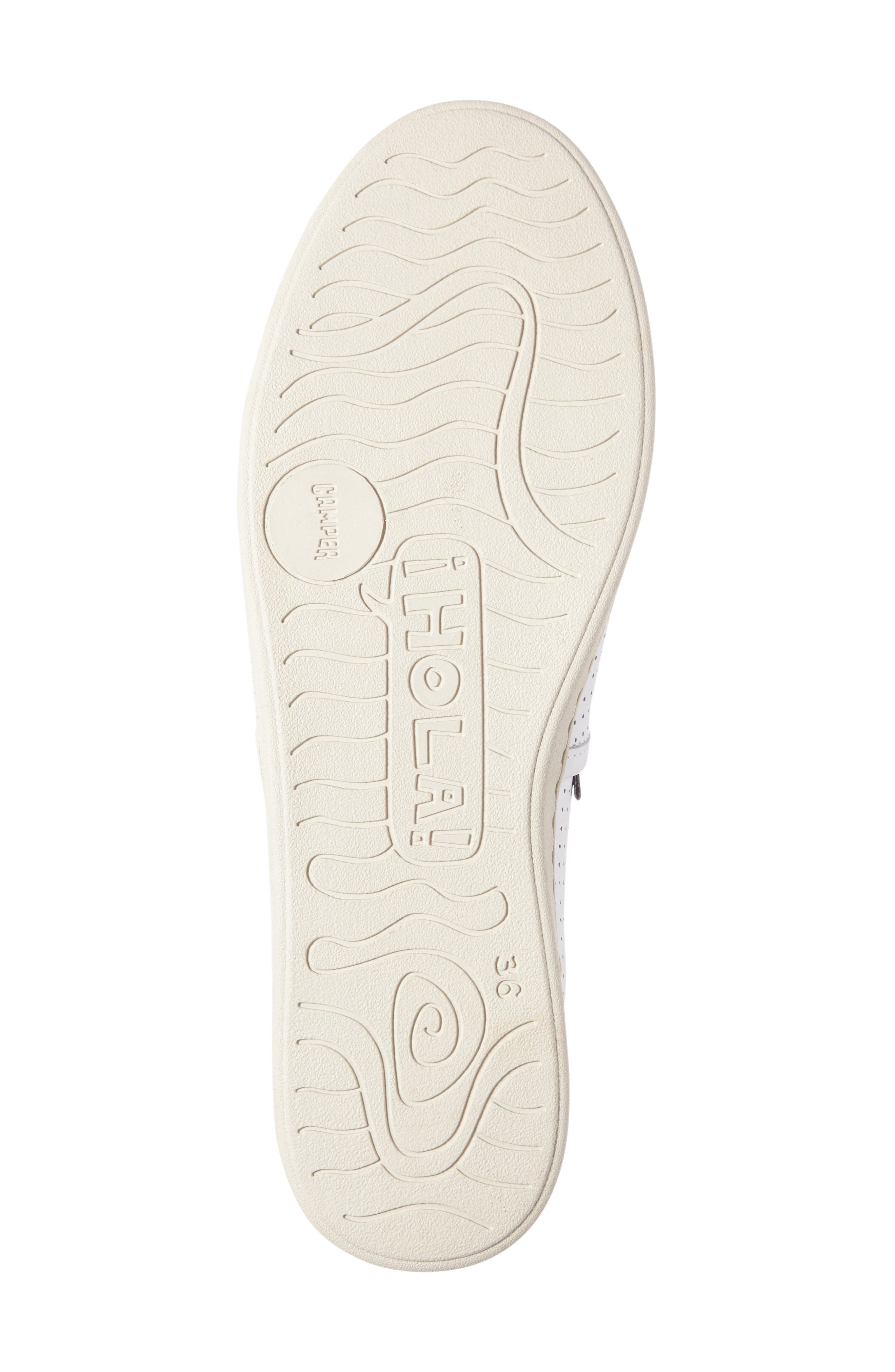 Alternate Image 4  - Camper Uno Perforated Slip-On Sneaker (Women)