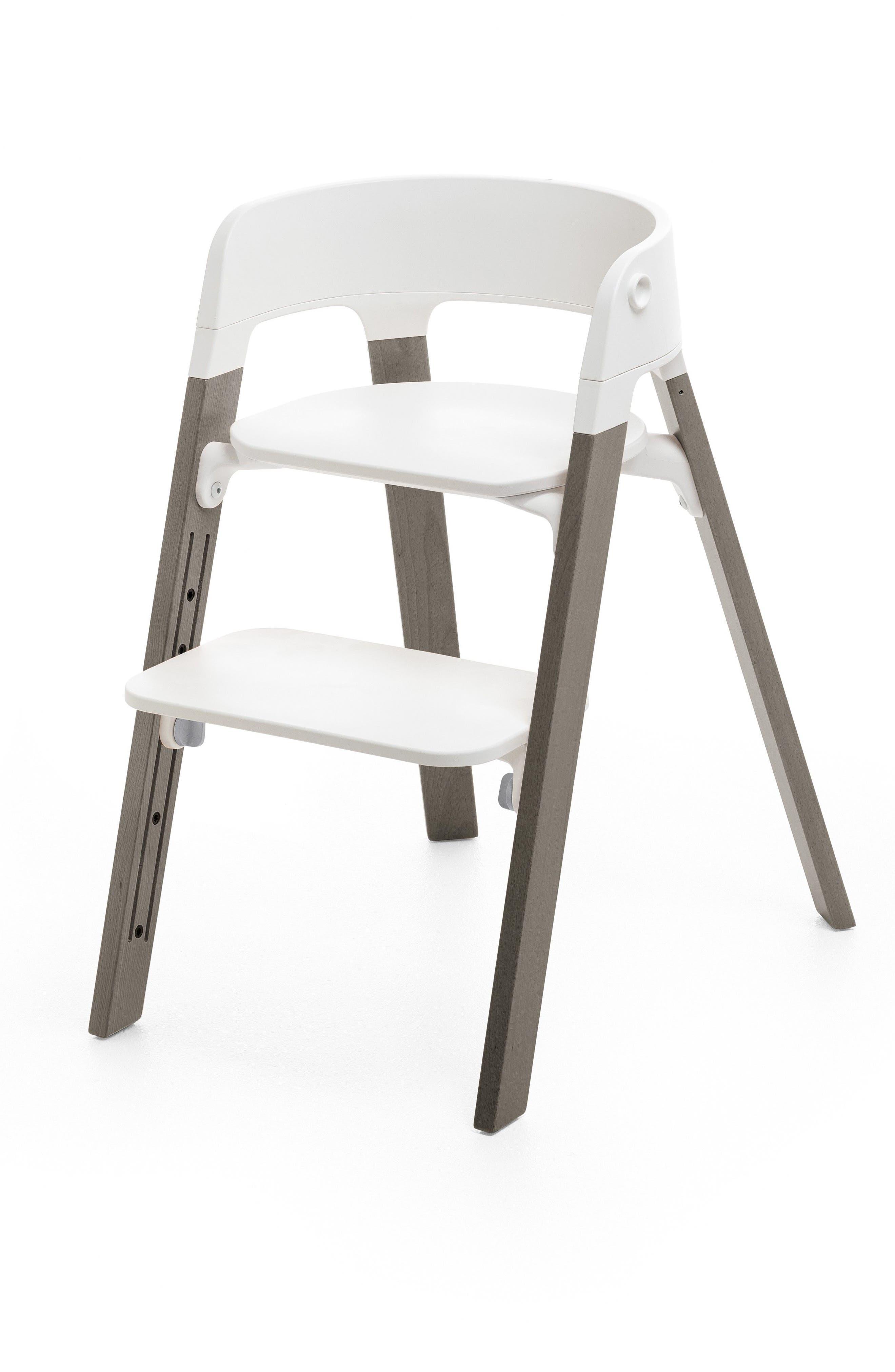 Steps<sup>™</sup> Chair Legs,                         Main,                         color, Hazy Grey