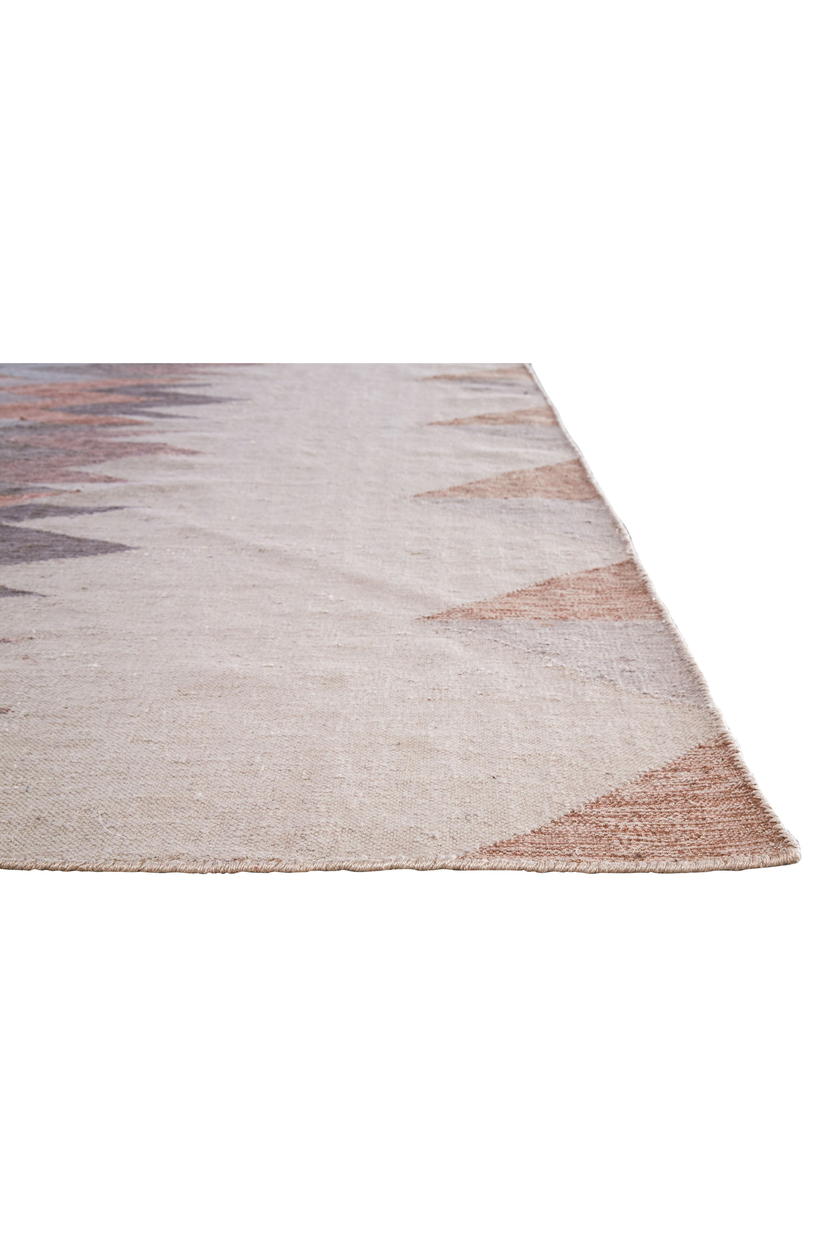 Geo Pattern Indoor/Outdoor Rug,                             Alternate thumbnail 2, color,                             Natural