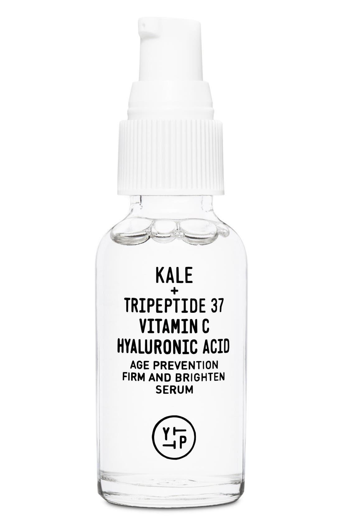 Youth to the People Kale + TriPeptide 37 Vitamin C Age Prevention Firm and Brighten Serum