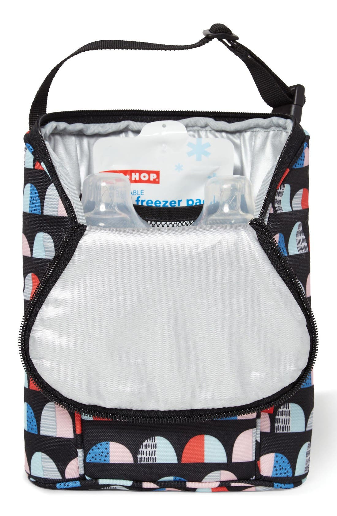 Alternate Image 3  - Skip Hop 'Grab & Go' Double Bottle Bag
