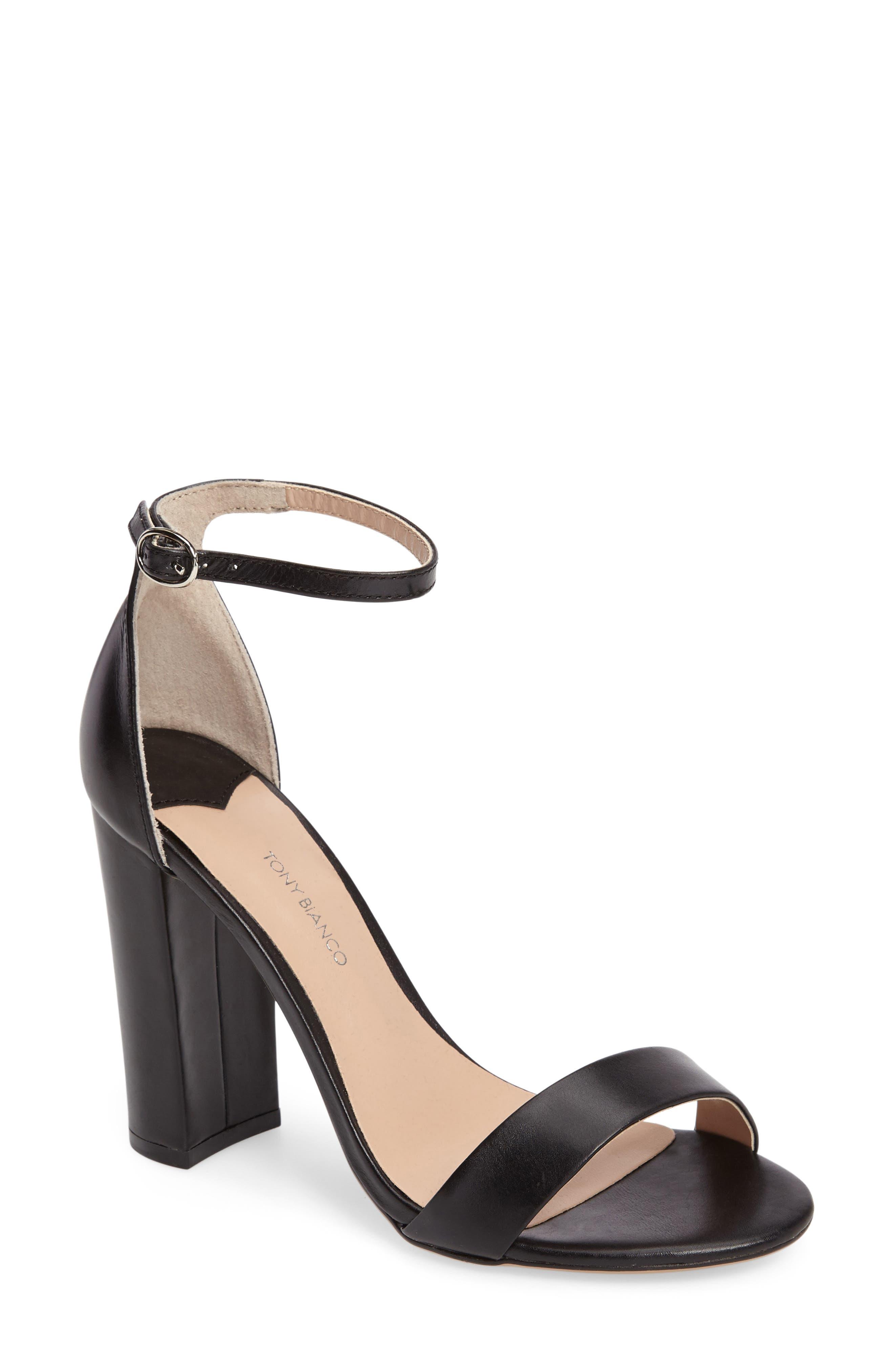 Alternate Image 1 Selected - Tony Bianco Kokomo Strappy Sandal (Women)