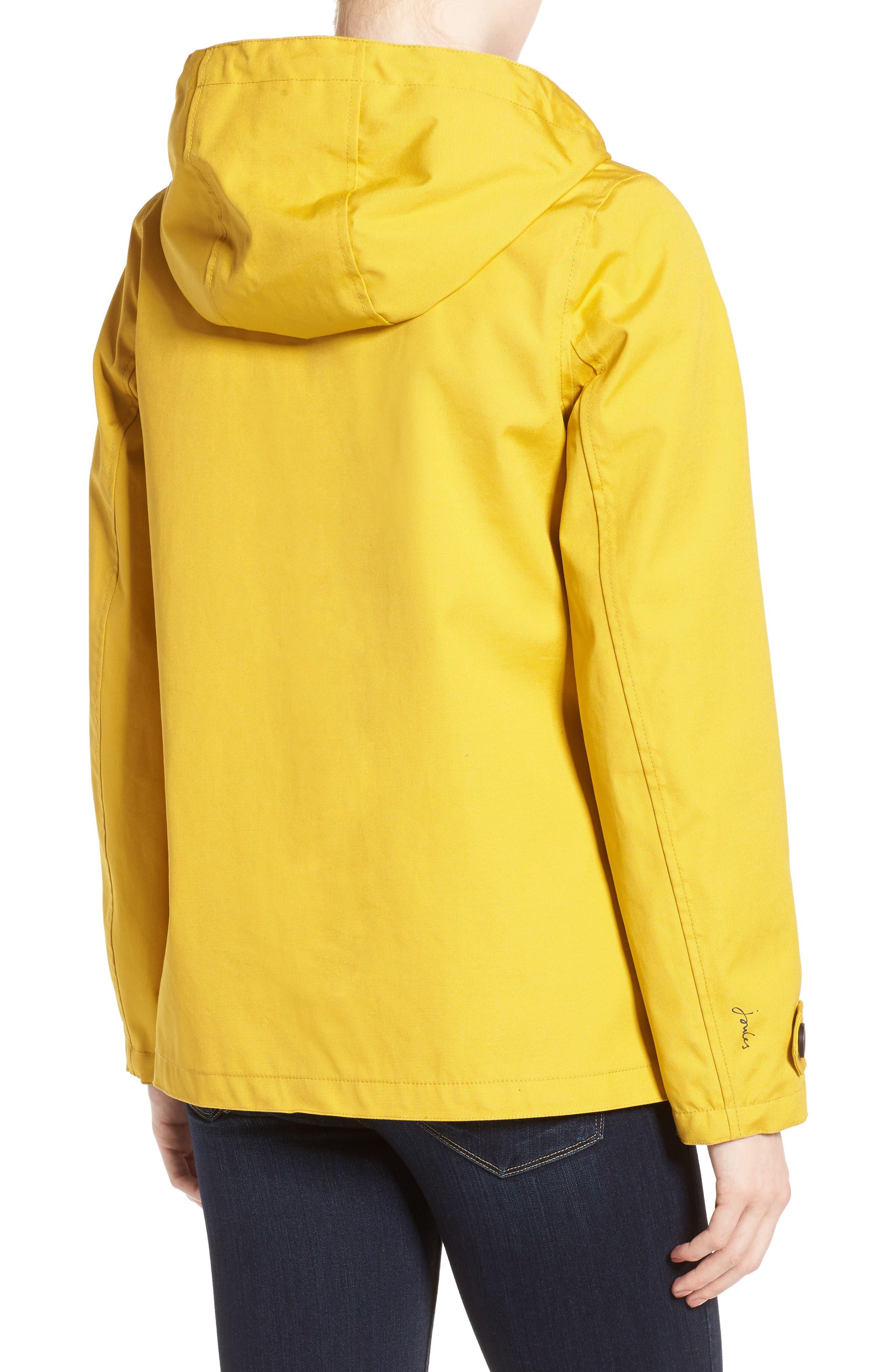 Alternate Image 3  - Joules Right as Rain Waterproof Hooded Jacket