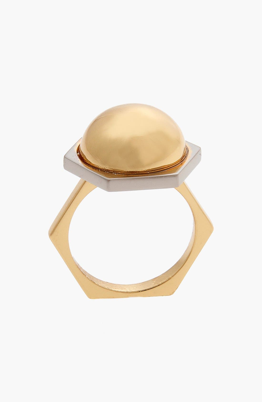 Alternate Image 1 Selected - Rachel Zoe 'Mia' Dome Ring