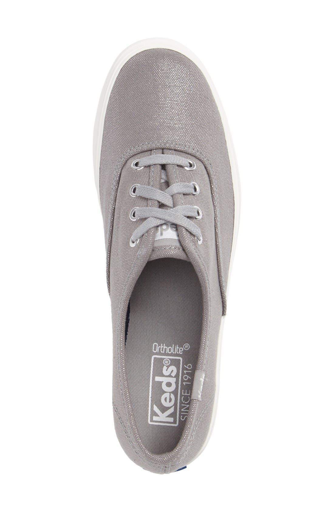 Alternate Image 4  - Keds® Triple Deck Platform Sneaker (Women)