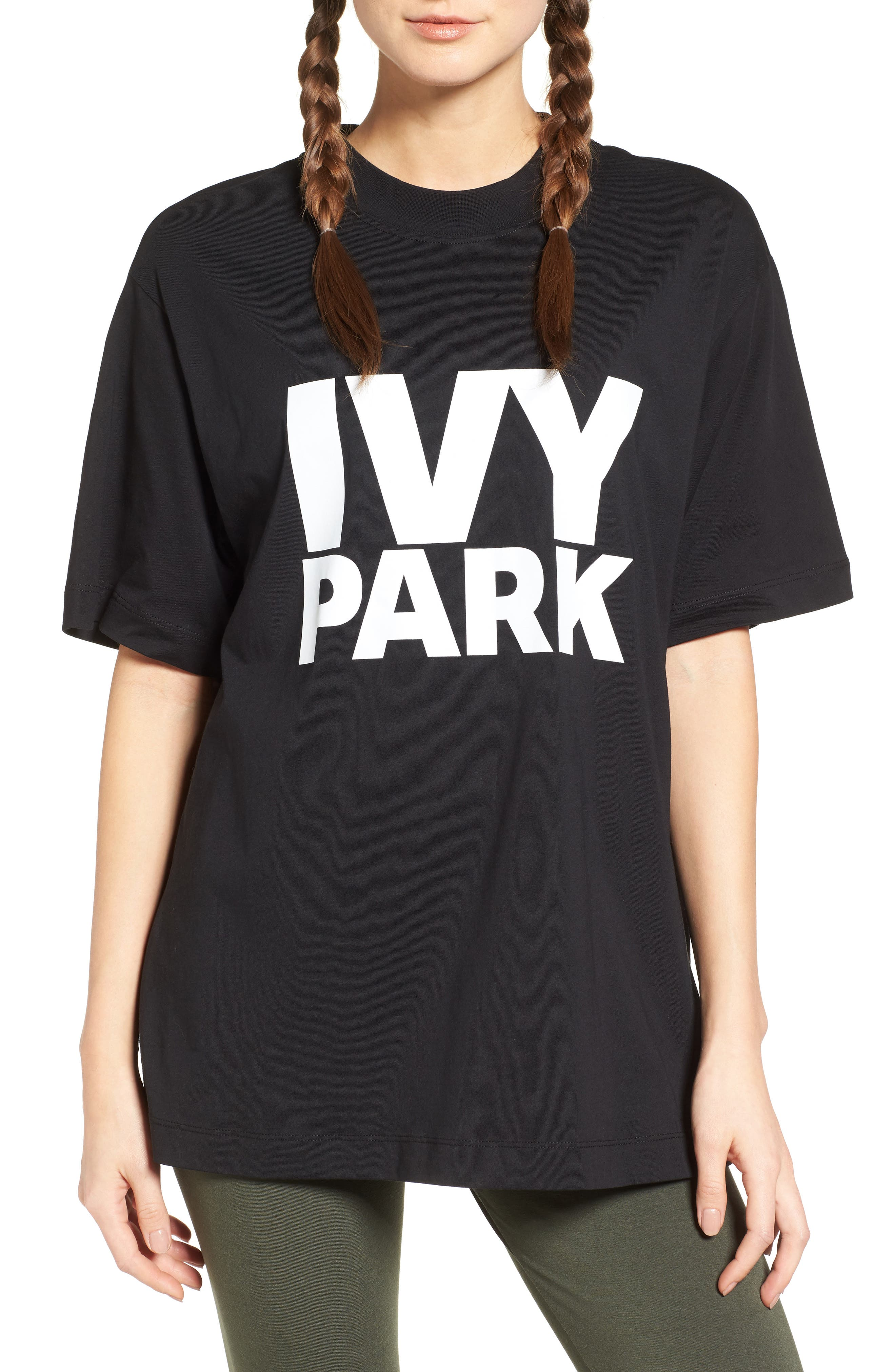 Alternate Image 1 Selected - IVY PARK® Logo Tee