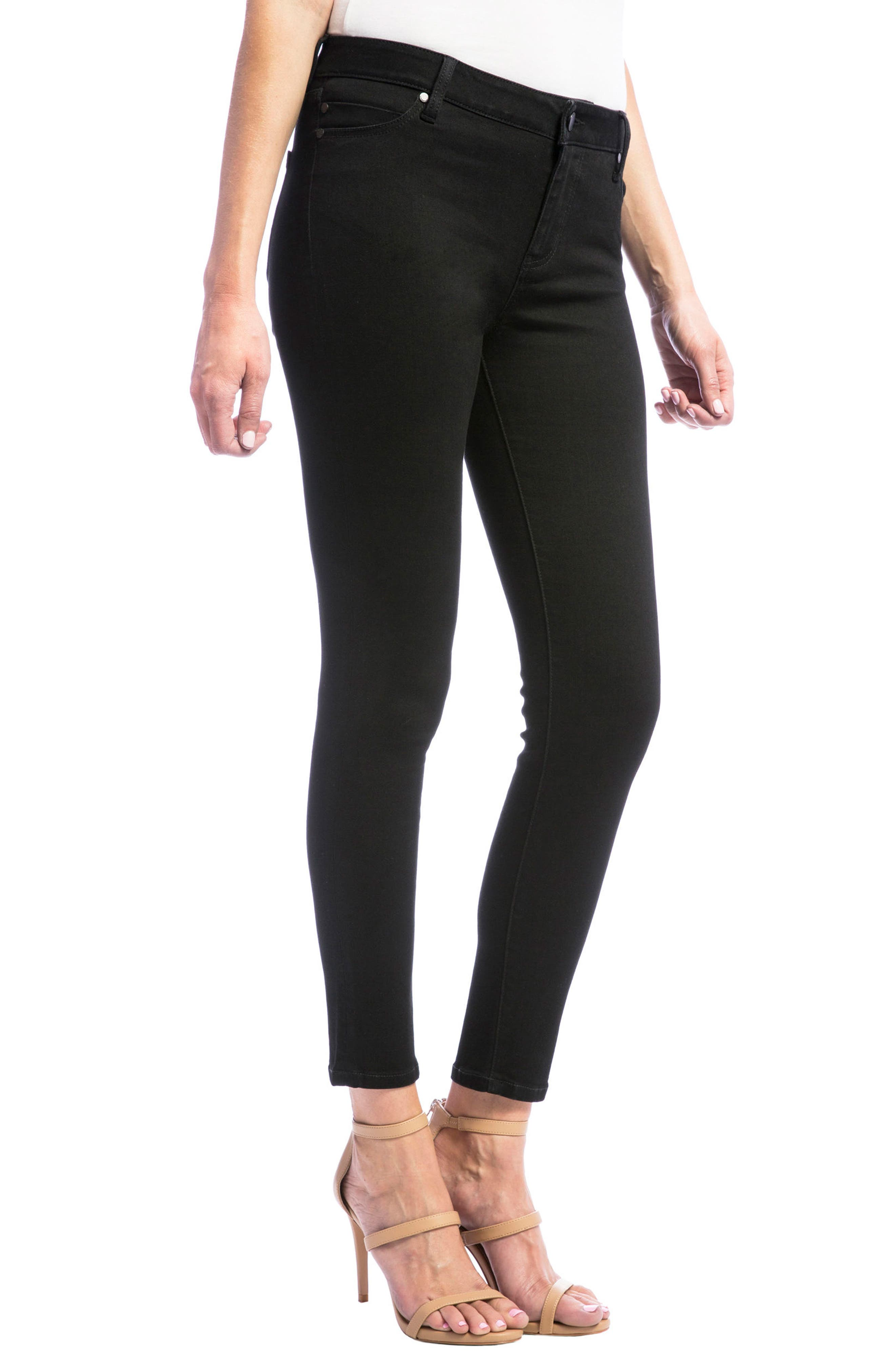 Alternate Image 4  - Liverpool Jeans Company Penny Skinny Ankle Jeans
