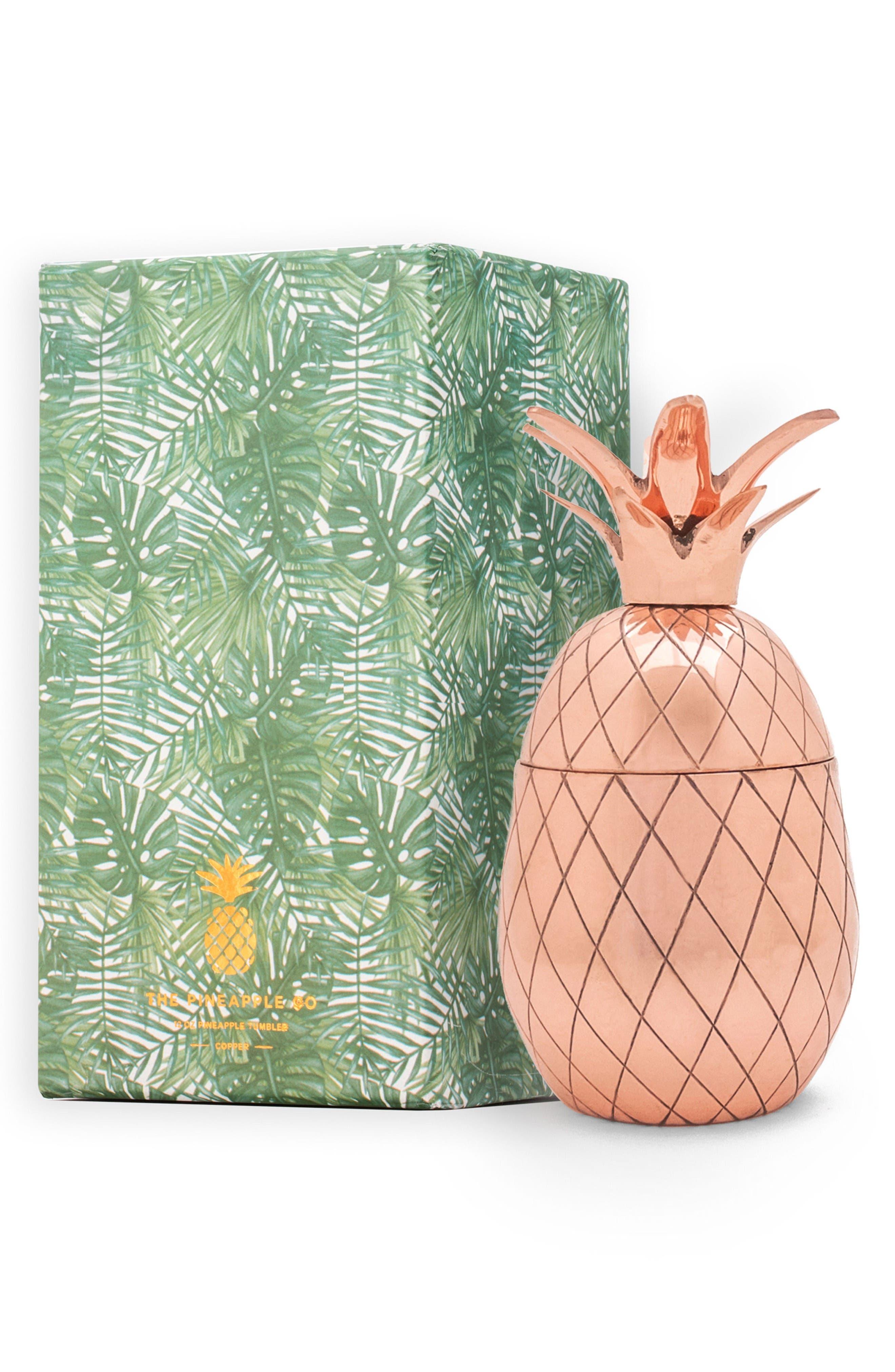 Alternate Image 4  - W&P DESIGN Pineapple Tumbler