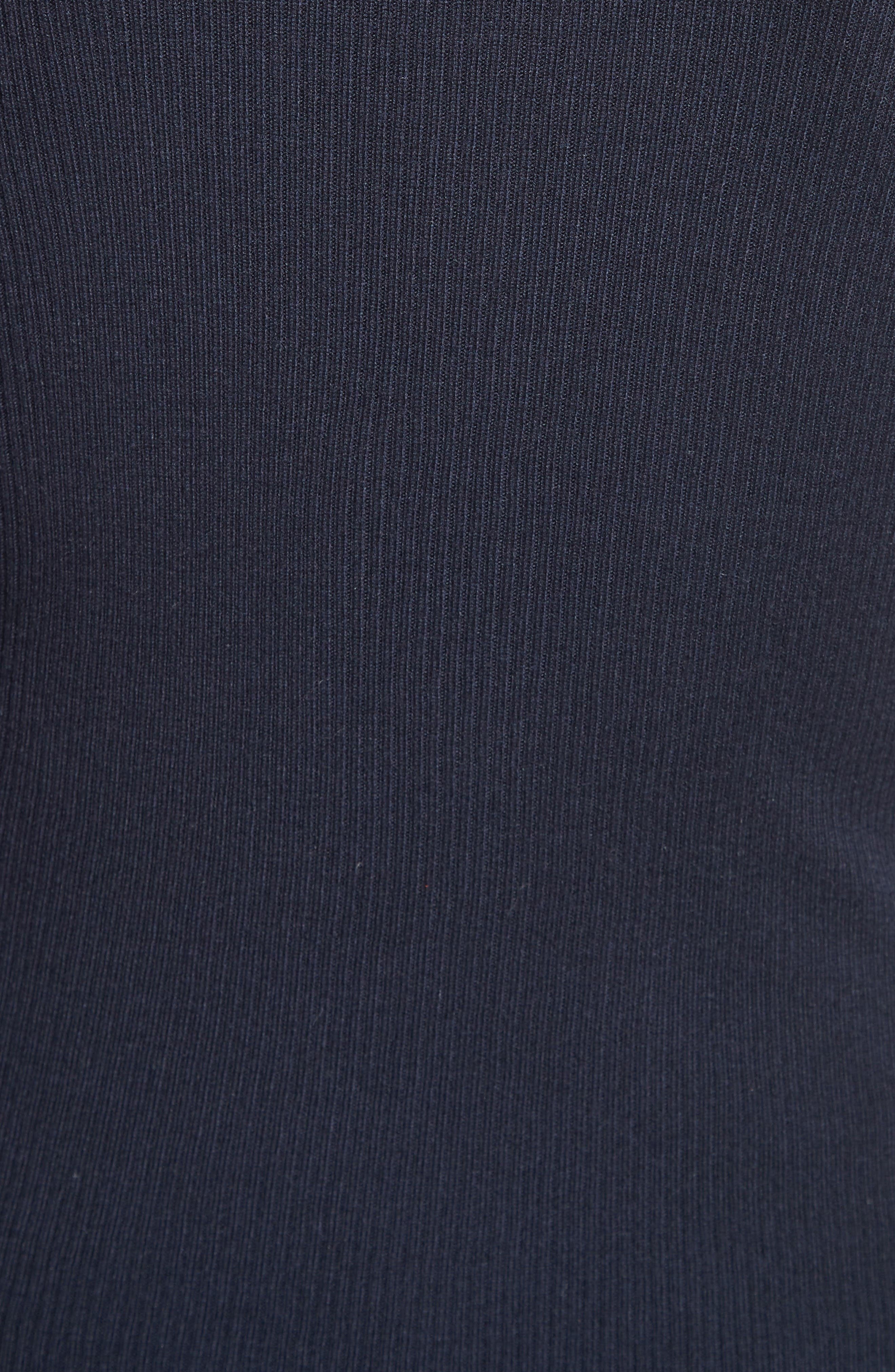 Alternate Image 5  - Ted Baker London Nehru Rib Knit Jumper
