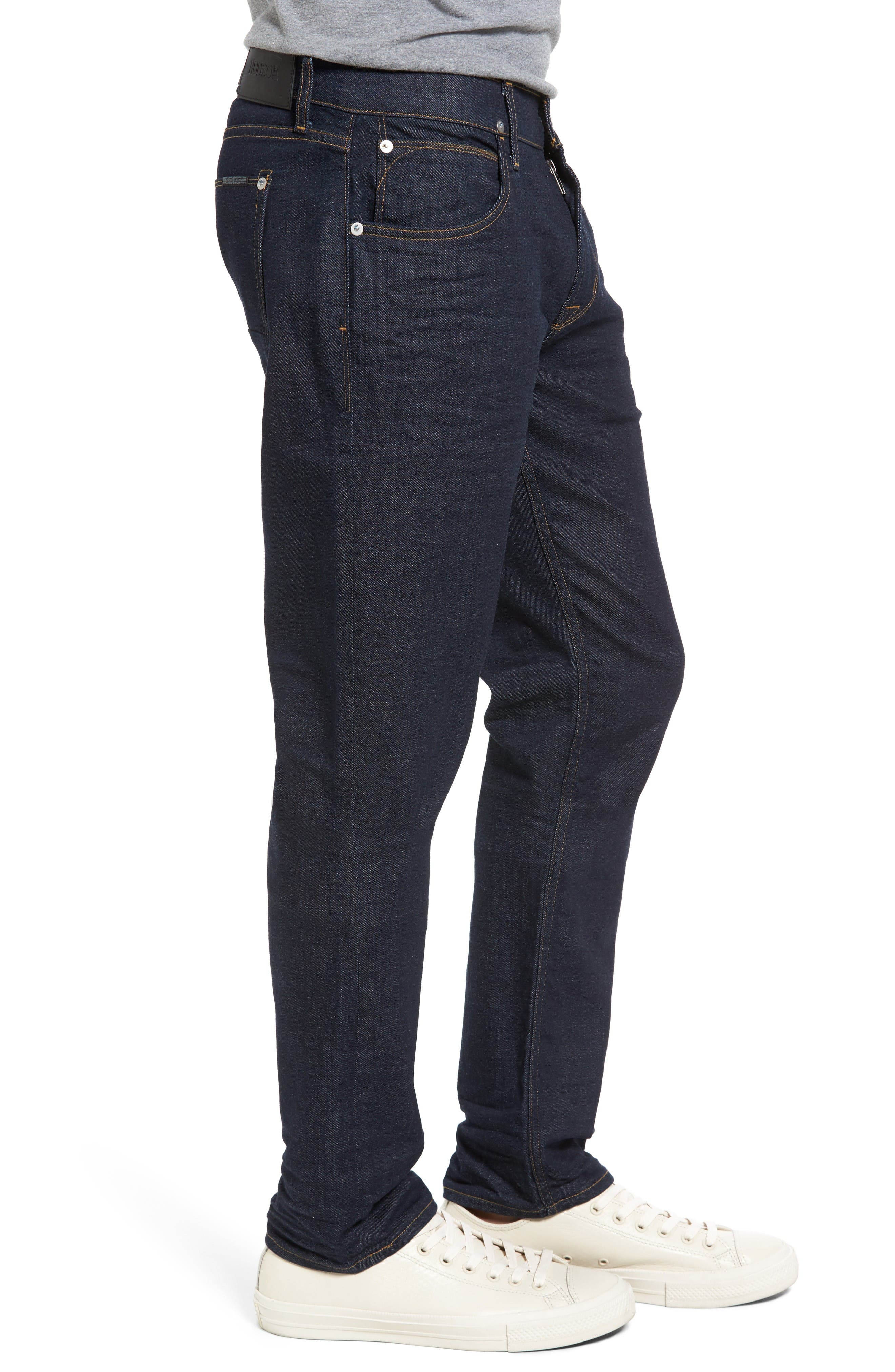 Alternate Image 3  - Hudson Jeans Blake Slim Fit Jeans (Anonymous)