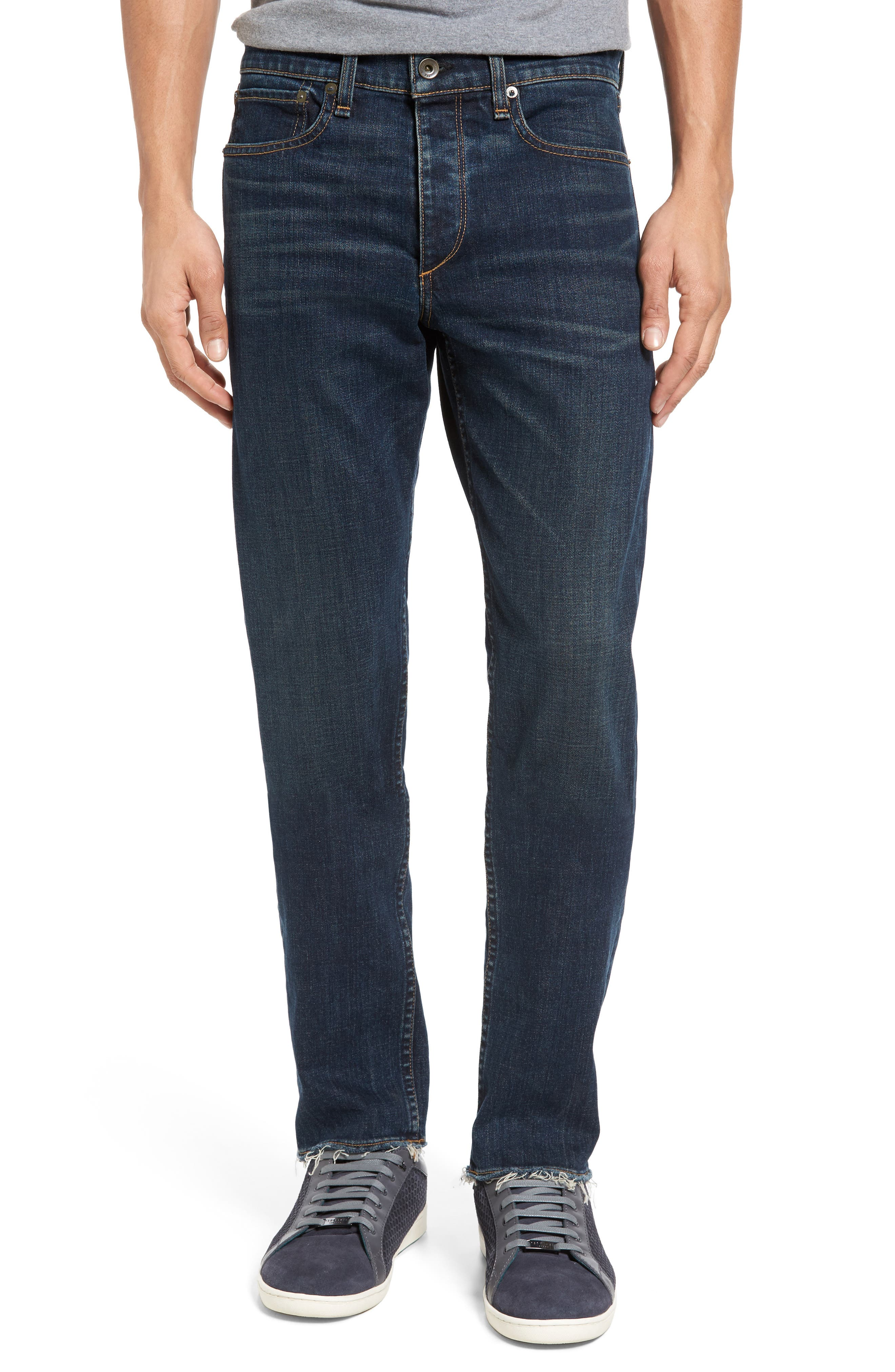 Alternate Image 1 Selected - rag & bone Fit 2 Slim Fit Jeans (Plattsburg)