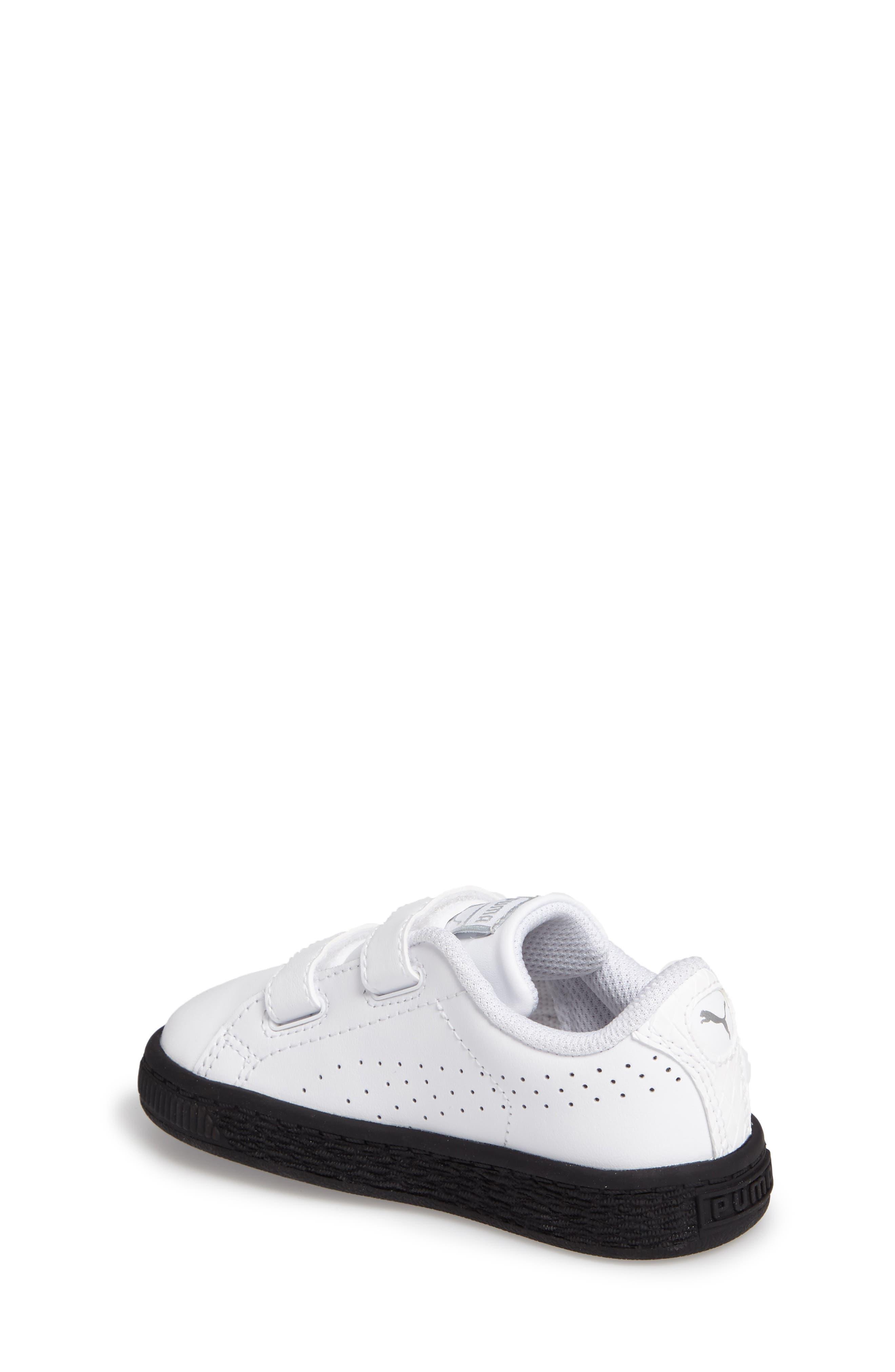 Alternate Image 2  - PUMA Basket Classic Sneaker (Baby, Walker, Toddler, Little Kid & Big Kid)
