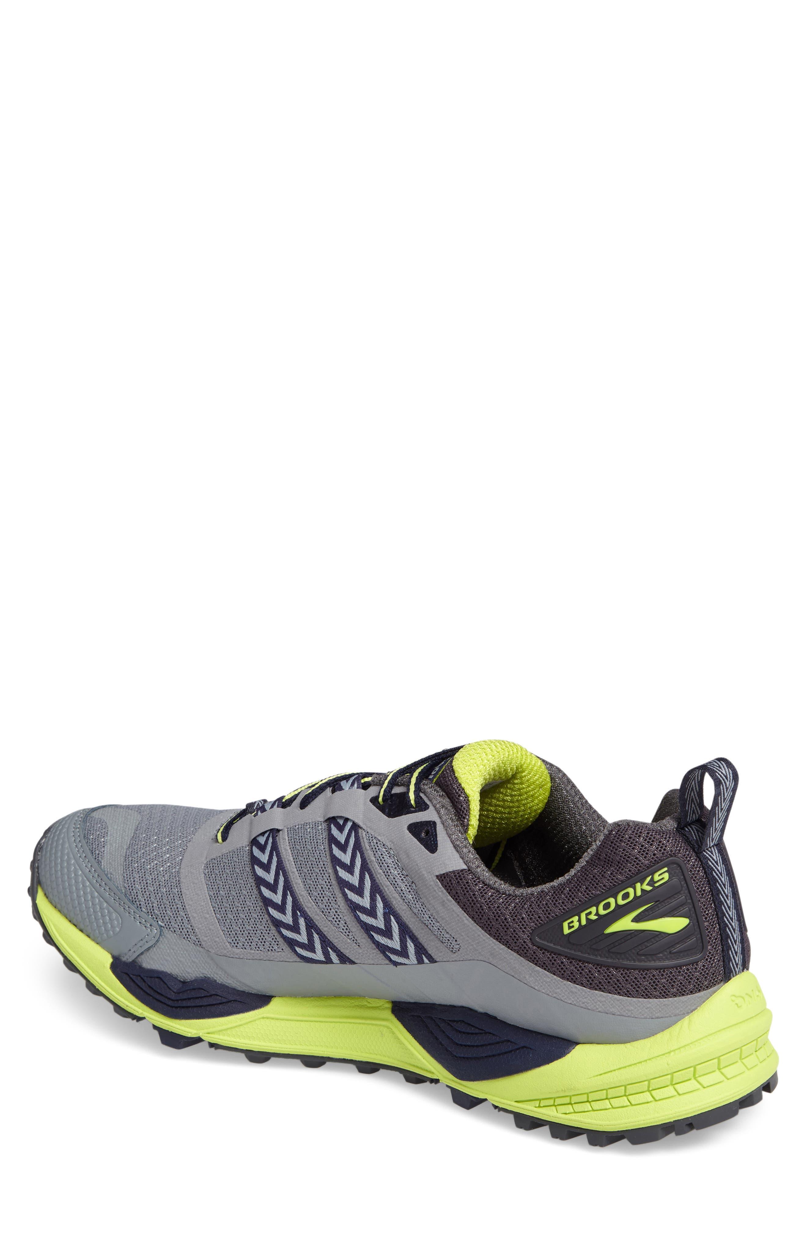Alternate Image 2  - Brooks Cascadia 12 Trail Running Shoe (Men)