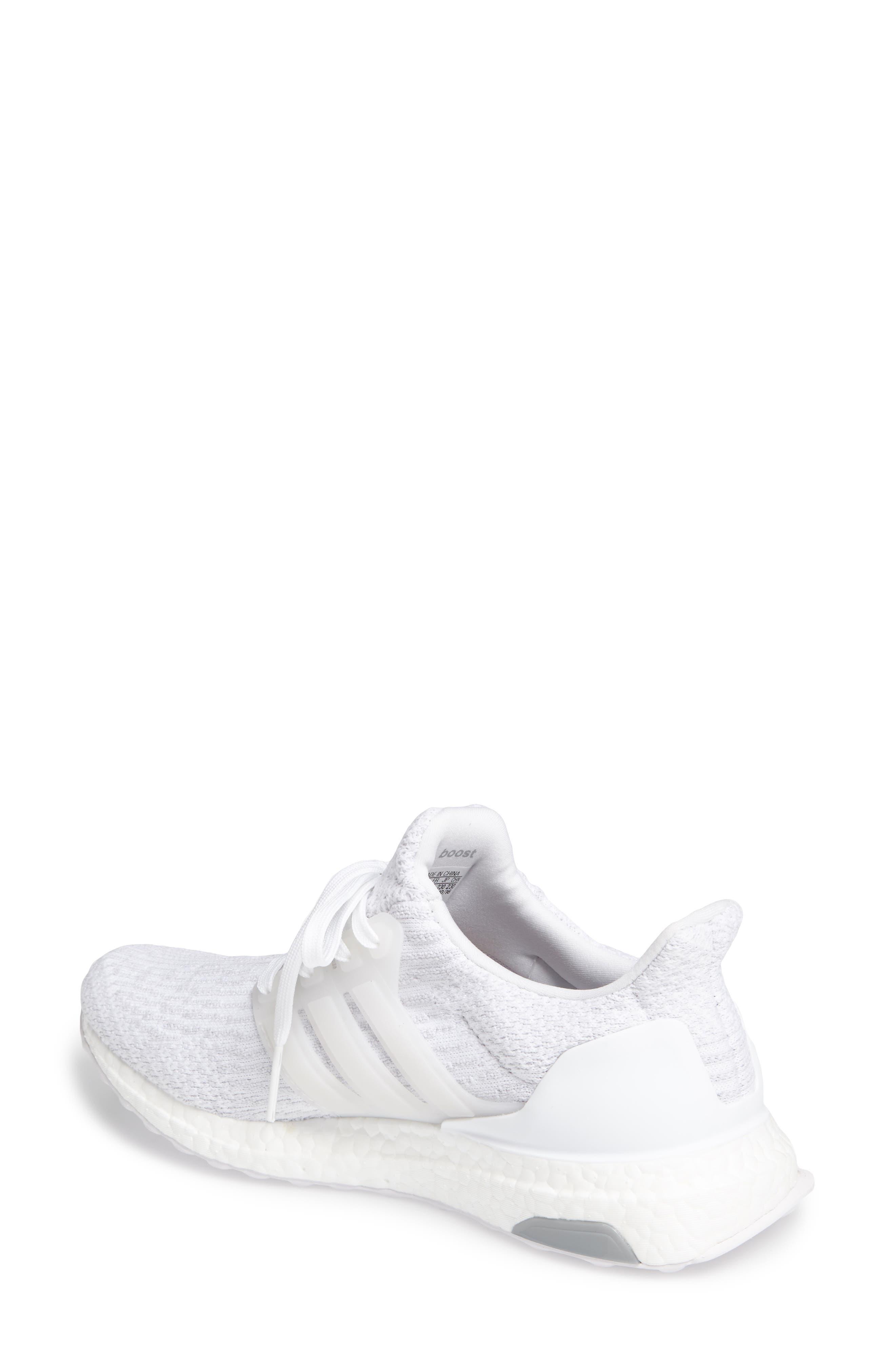 Alternate Image 2  - adidas 'UltraBoost' Running Shoe (Women)