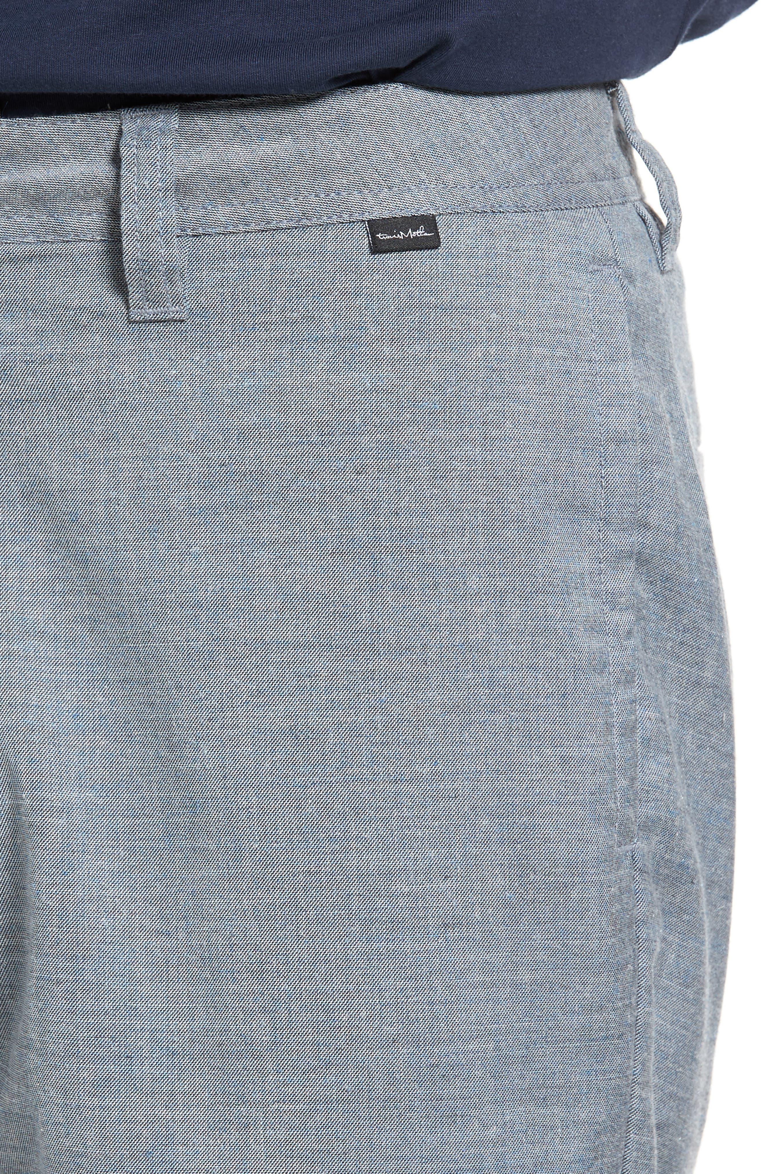 Alternate Image 4  - Travis Mathew Romers Stretch Shorts