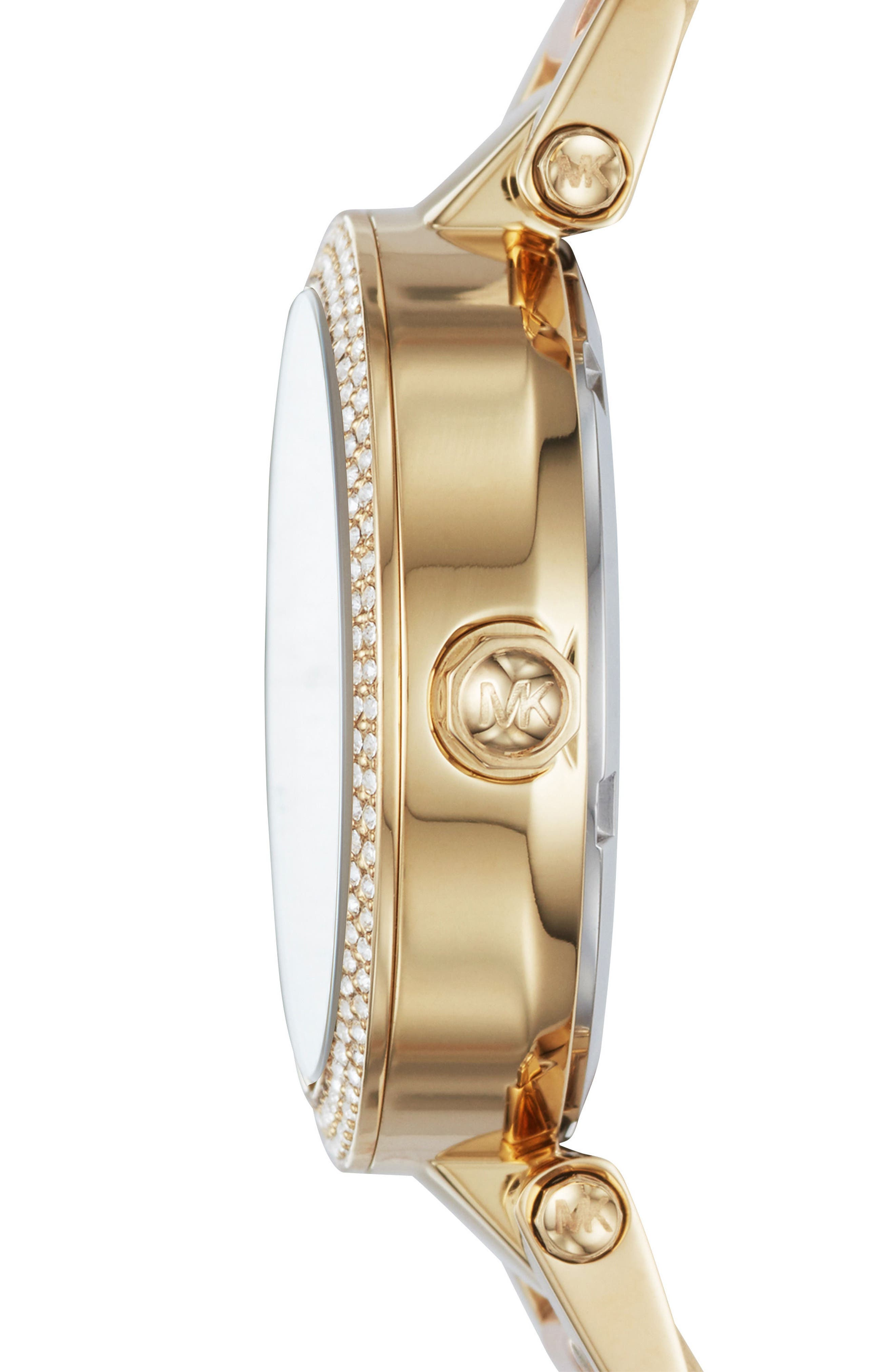 Alternate Image 2  - Michael Kors 'Parker - Mini' Multifunction Watch, 33mm