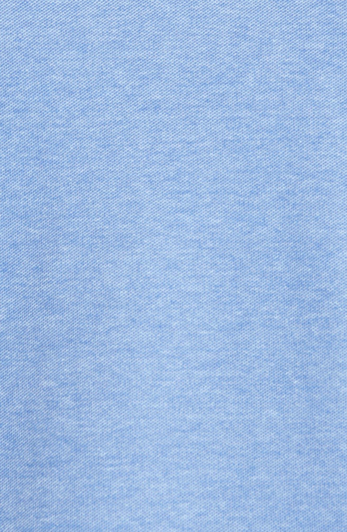 Alternate Image 5  - Nordstrom Men's Shop Classic Regular Fit Oxford Piqué Polo