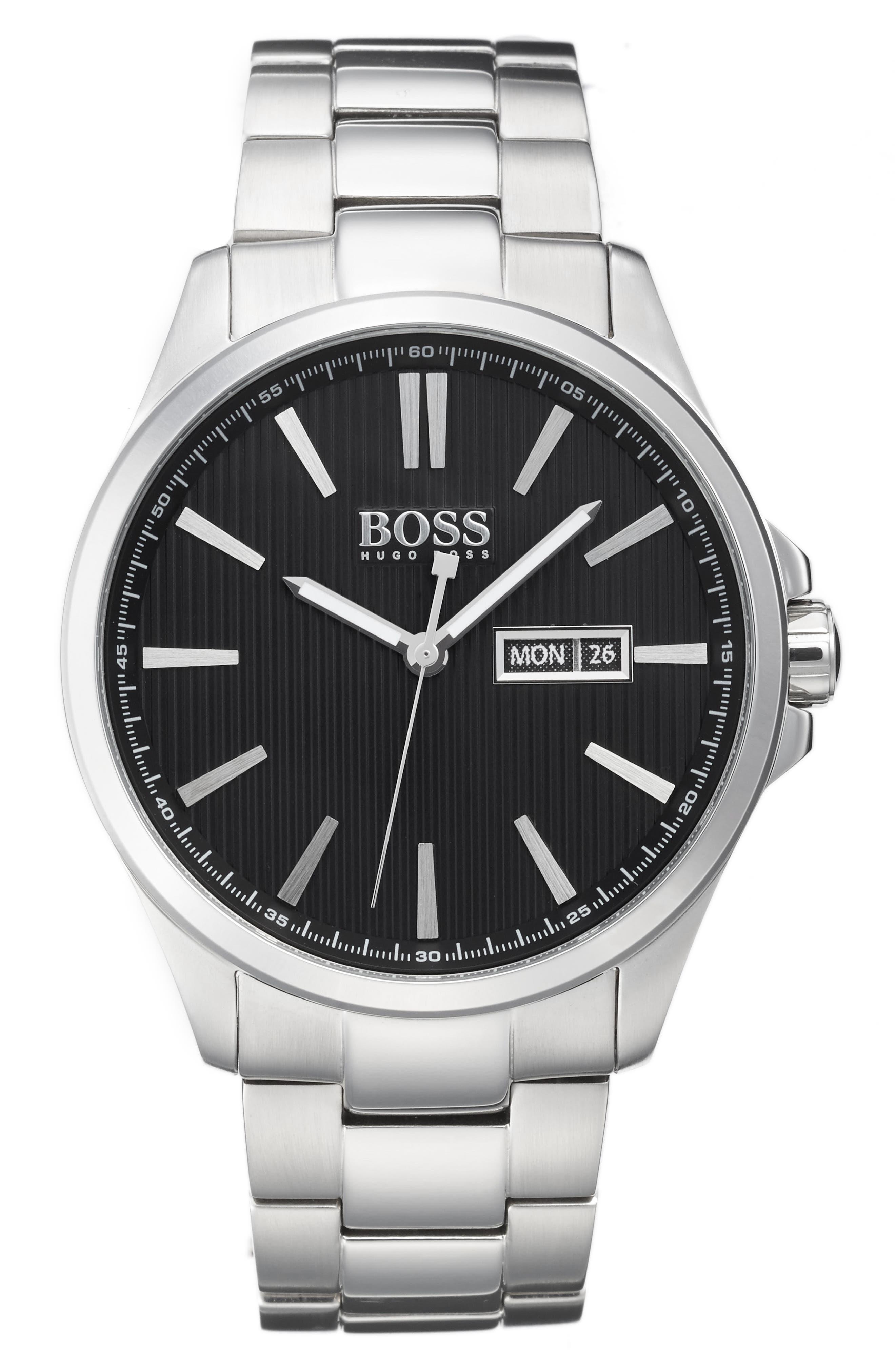 BOSS The James Bracelet Watch, 42mm