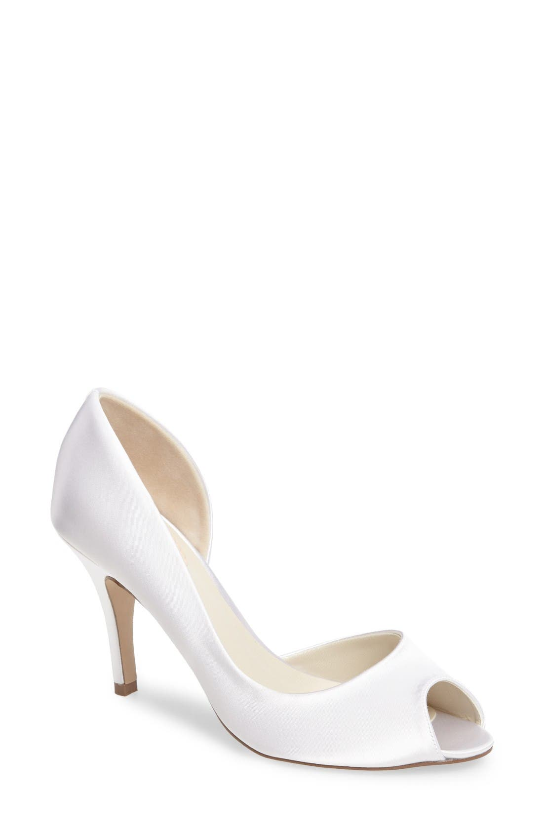 pink paradox london Sunshine Half d'Orsay Pump (Women)