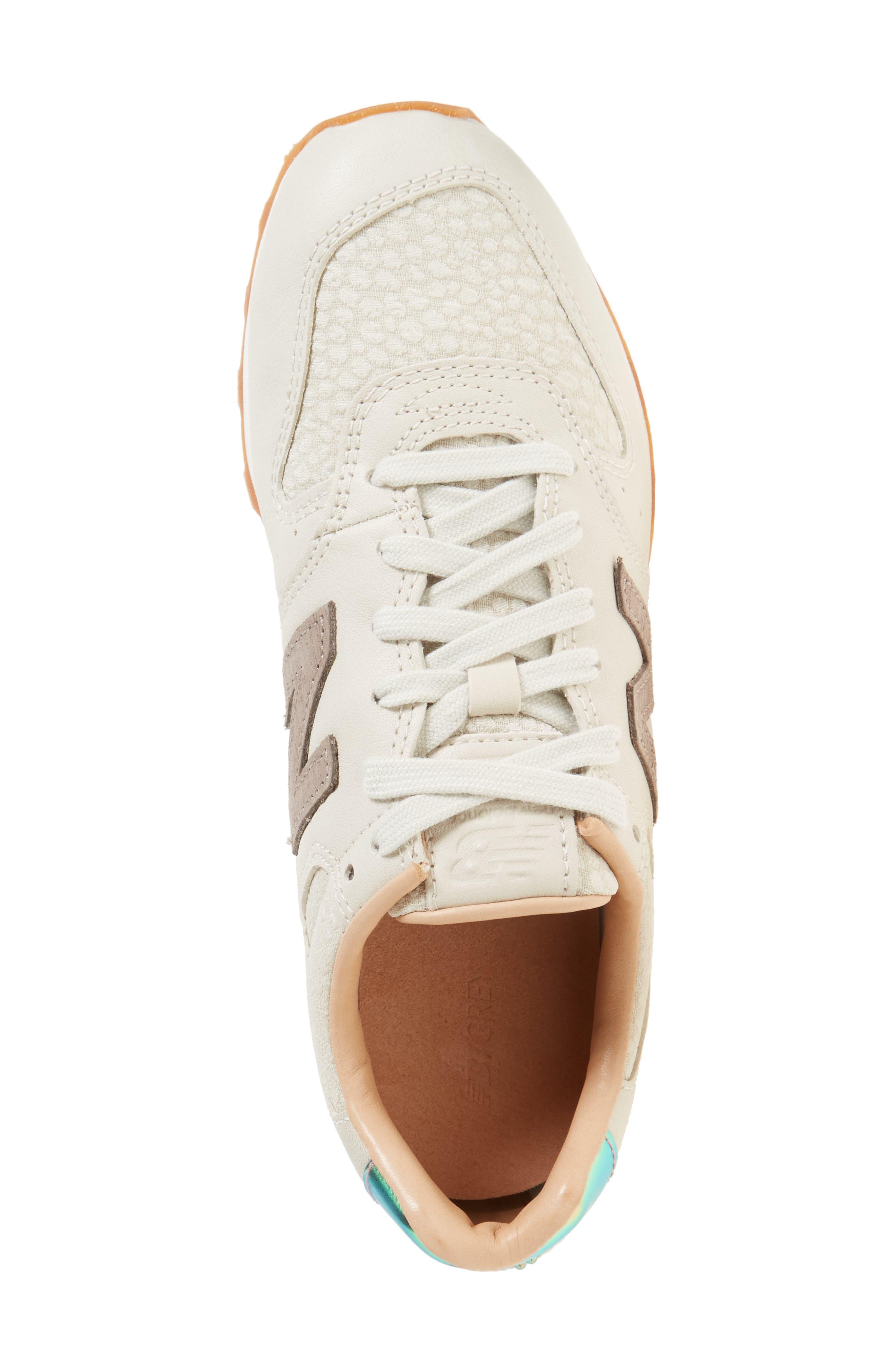 696 Sneaker,                             Alternate thumbnail 3, color,                             Powder