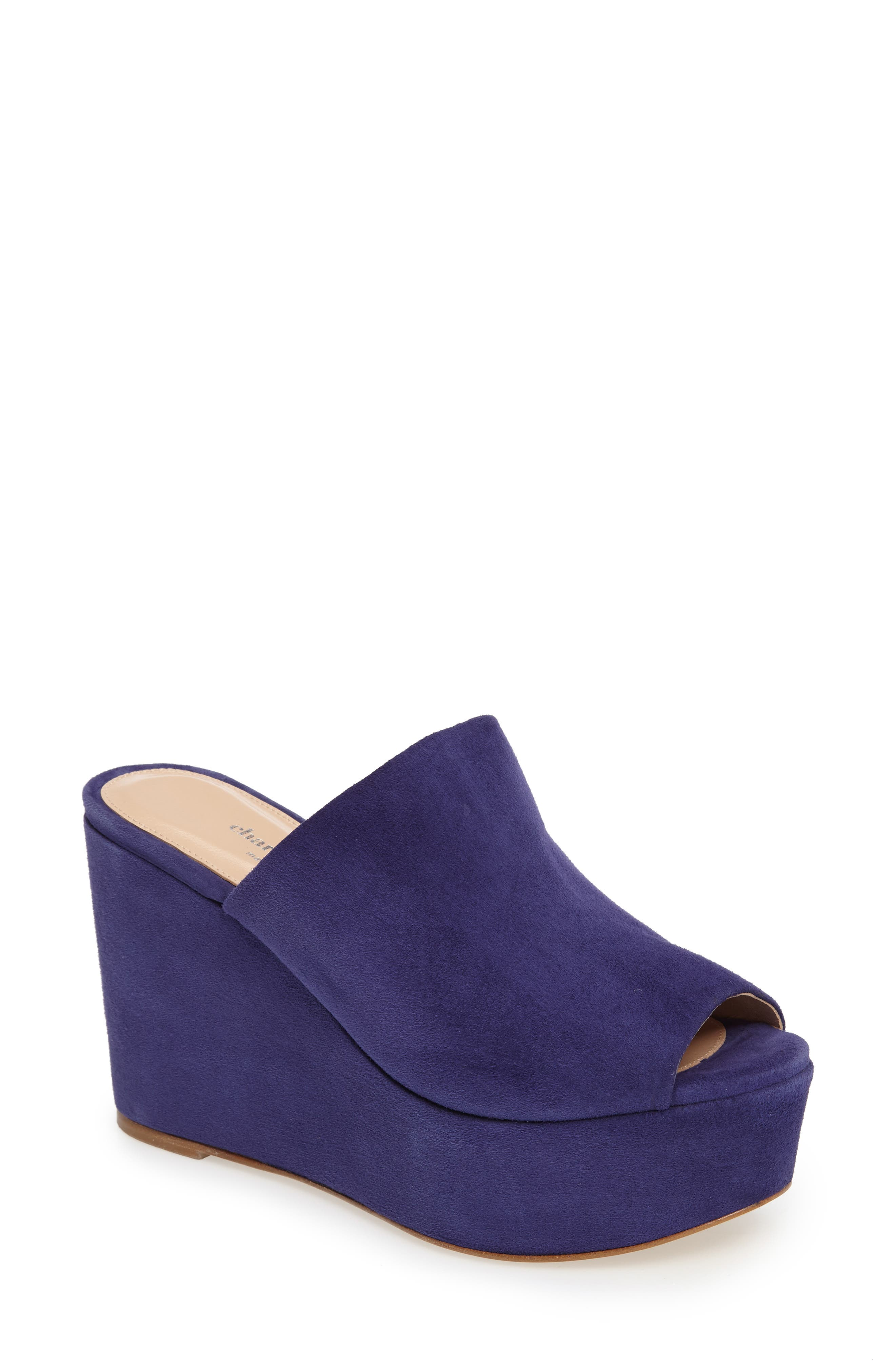 Charles by Charles David Padma Platform Wedge Mule (Women)